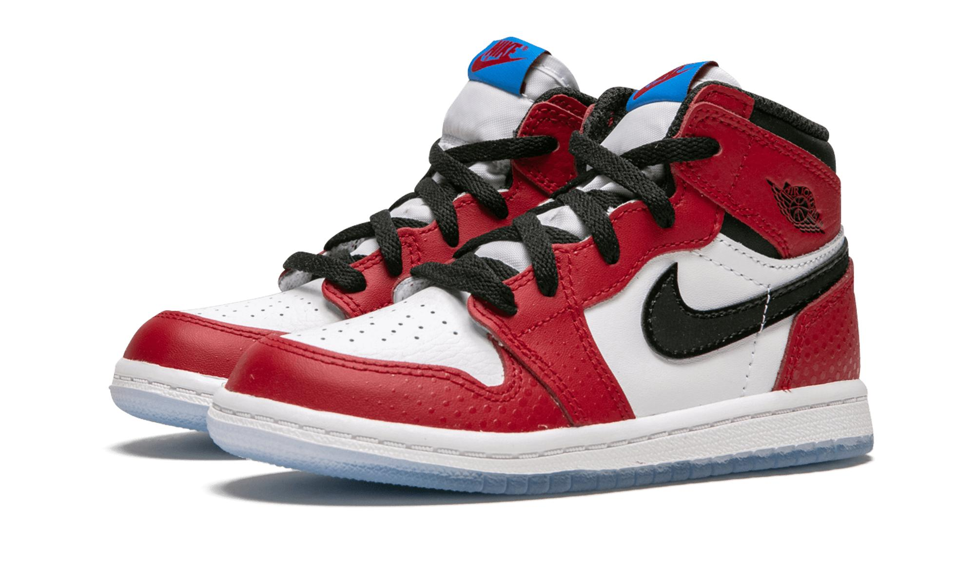 wholesale dealer eba53 26fec Nike - Red 1 Retro High Og (td) for Men - Lyst. View fullscreen