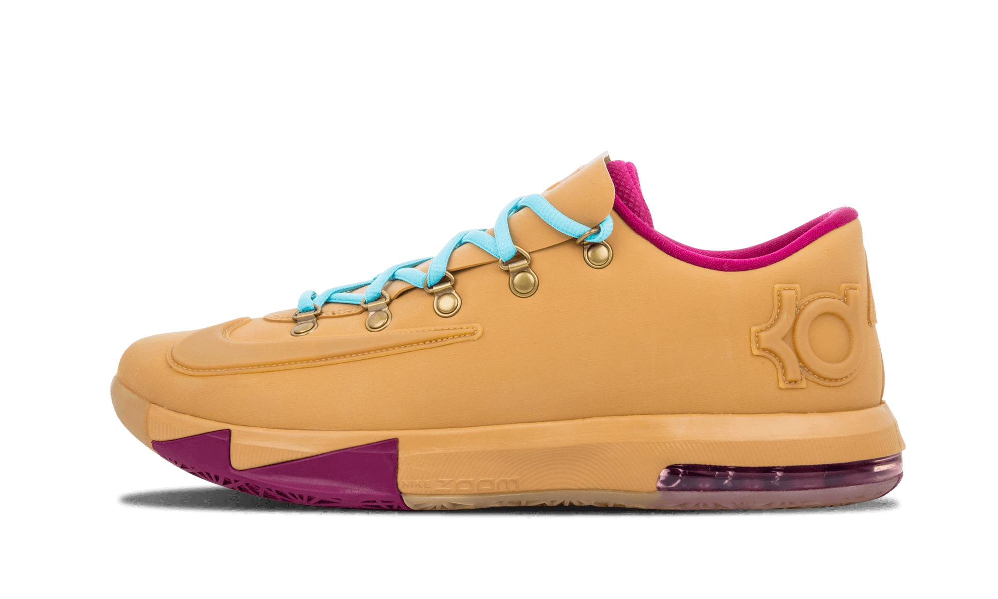 b9ad3bb00fc3 Nike Kd 6 Ext Gum Qs for Men - Lyst