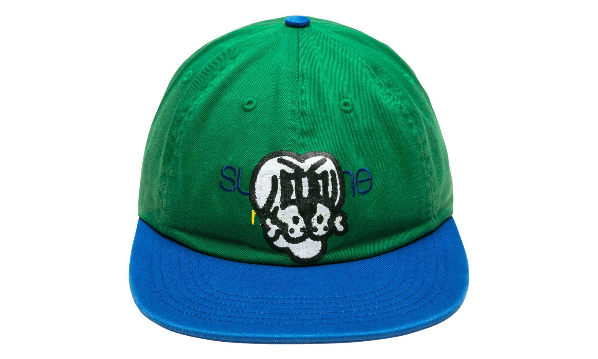 958873f7 Supreme Bone Classic Logo 6-panel Green in Green for Men - Lyst