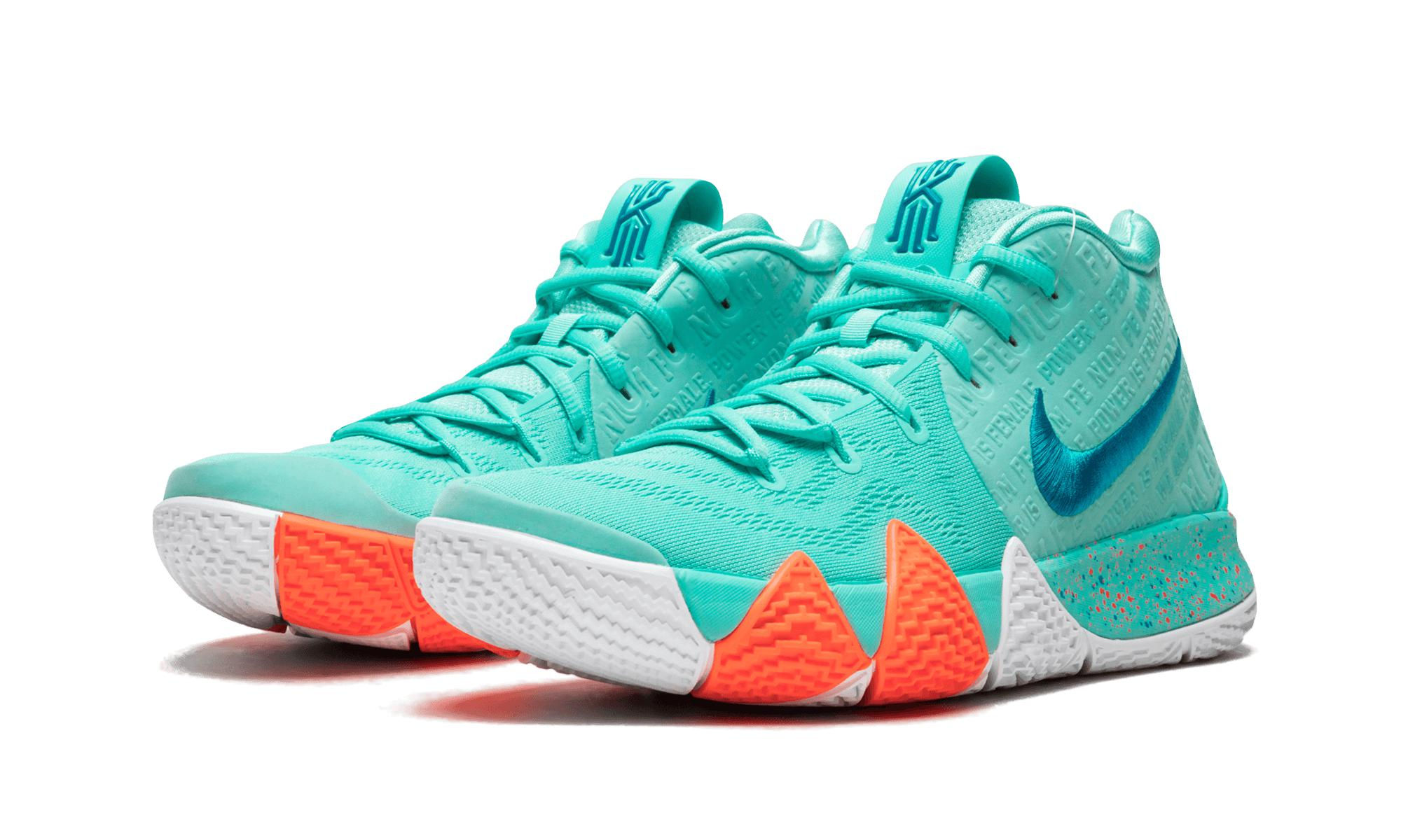 Kyrie Nike For Lyst In Men 4 Blue DH29IE