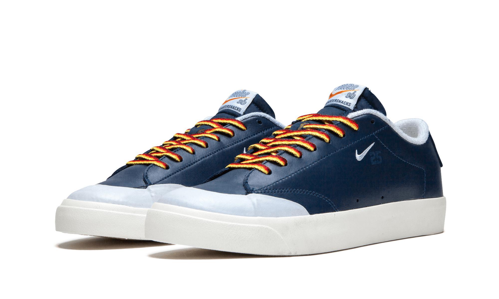 sports shoes 2f5e8 44ebf czech nike blue sb zoom blazer low xt qs for men lyst. view fullscreen 1a453