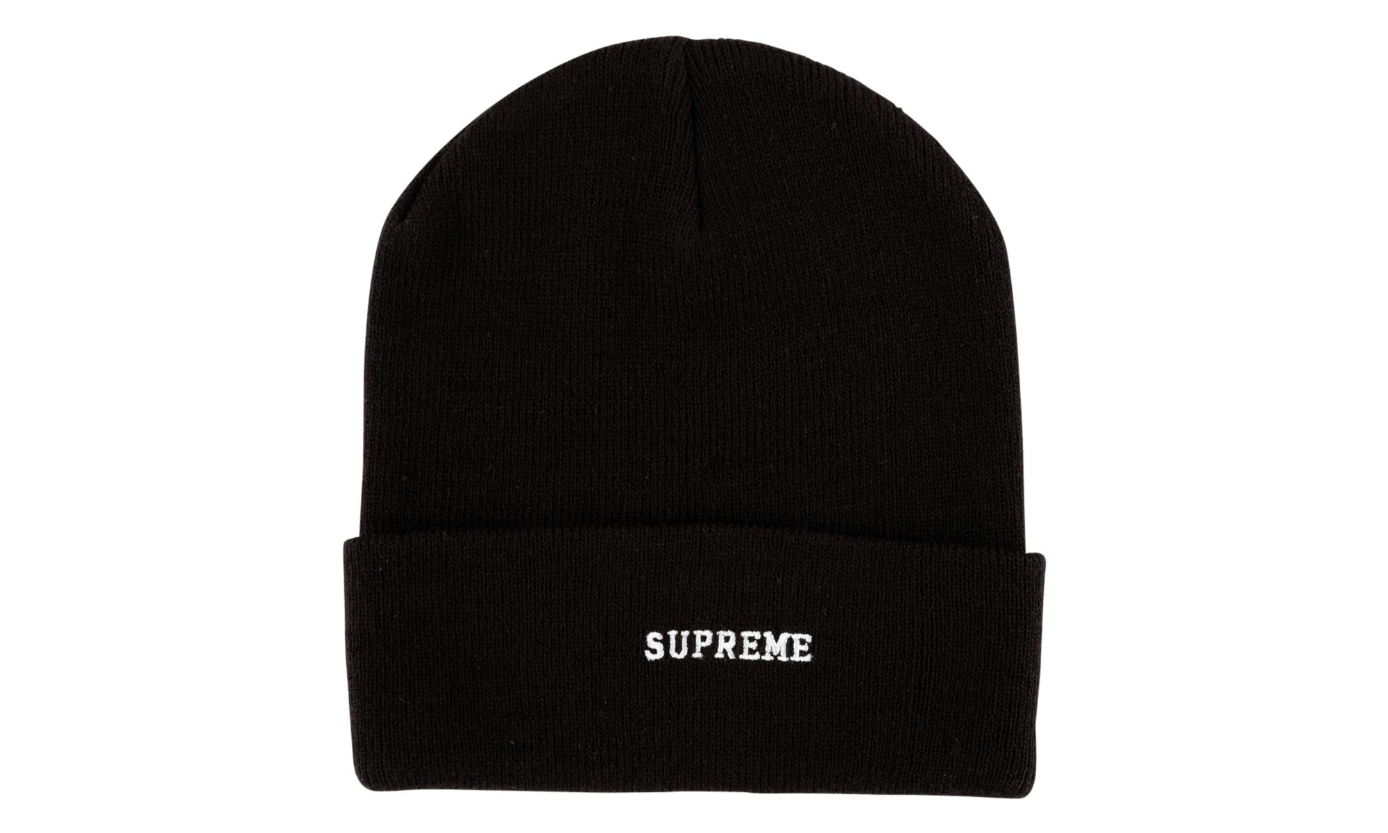 2ea049af550 Supreme Nike Beanie in Black for Men - Lyst