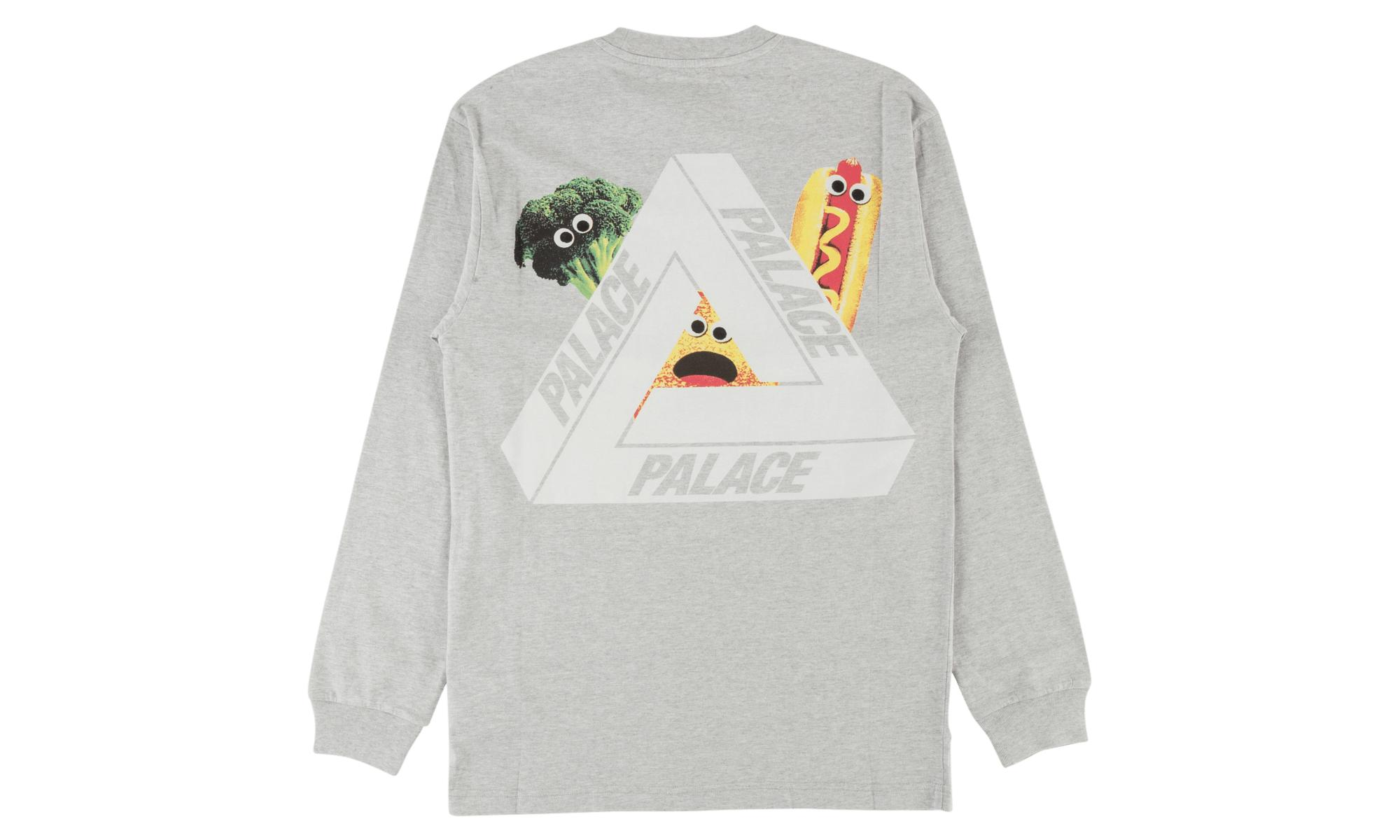 86ff5aa3dfab Palace - Gray Payne Longsleeve for Men - Lyst. View fullscreen