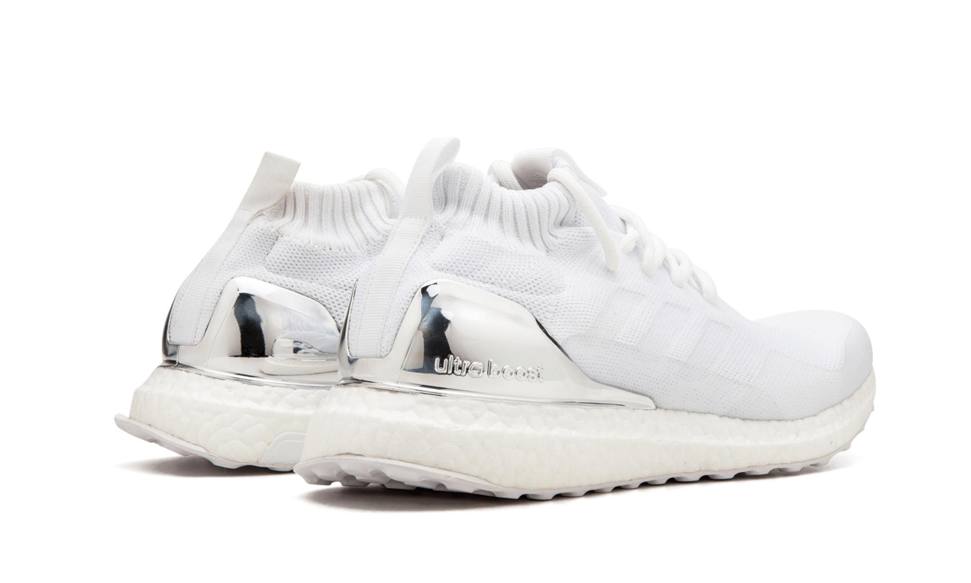 big sale 8c2bc 2df71 Lyst - adidas Ultra Boost Mid Kith in White for Men