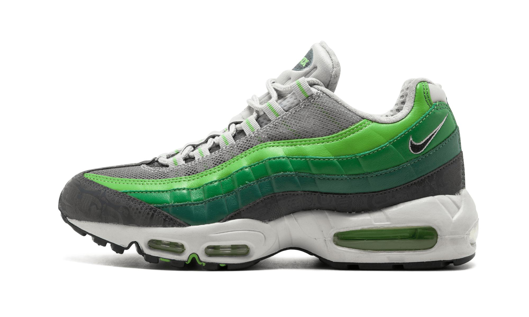 3b7dd71a96d6 Lyst - Nike Air Max 95 Prem Rejuvenation in Green for Men