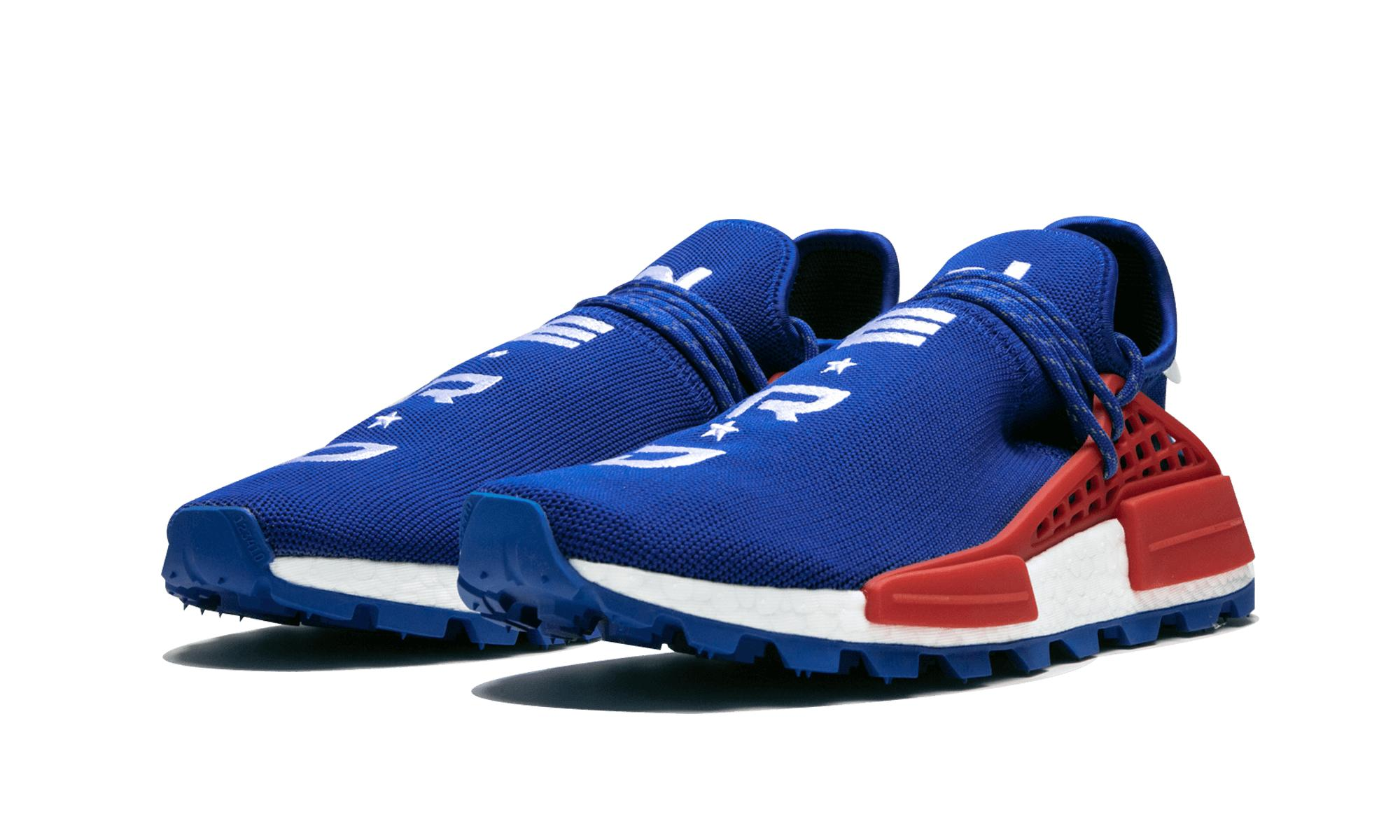 1cd94073b Adidas - Blue Pw Hu Nmd Nerd for Men - Lyst. View fullscreen