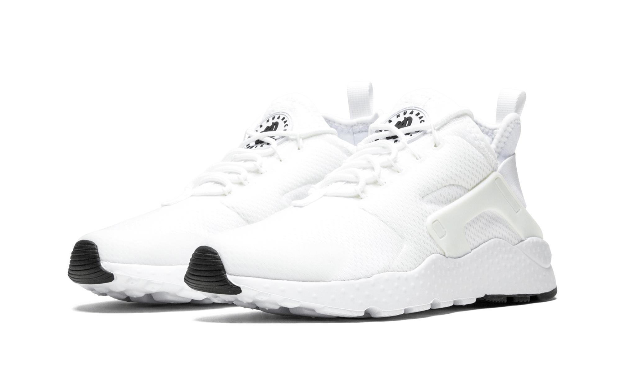 c64f2366703a Nike - White W Air Huarache Run Ultra - Lyst. View fullscreen