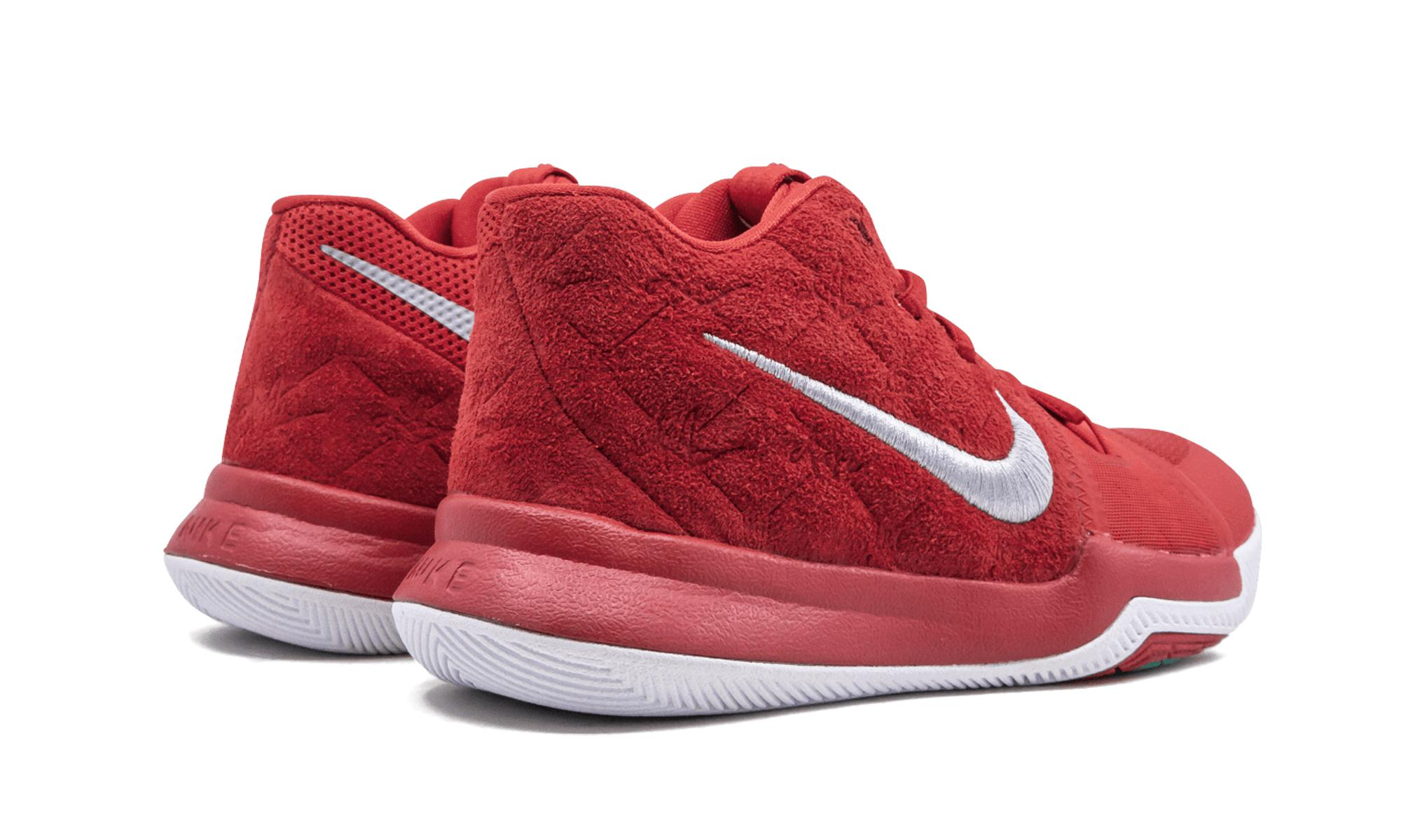 add5df18ce93 Nike - Red Kyrie 3 for Men - Lyst. View fullscreen