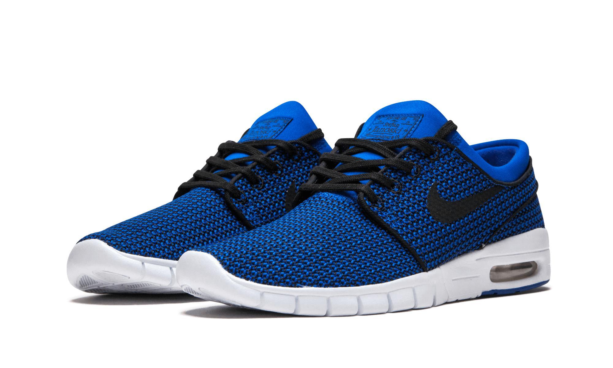 pretty nice 84f90 4b73d Nike - Blue Stefan Janoski Max for Men - Lyst. View fullscreen