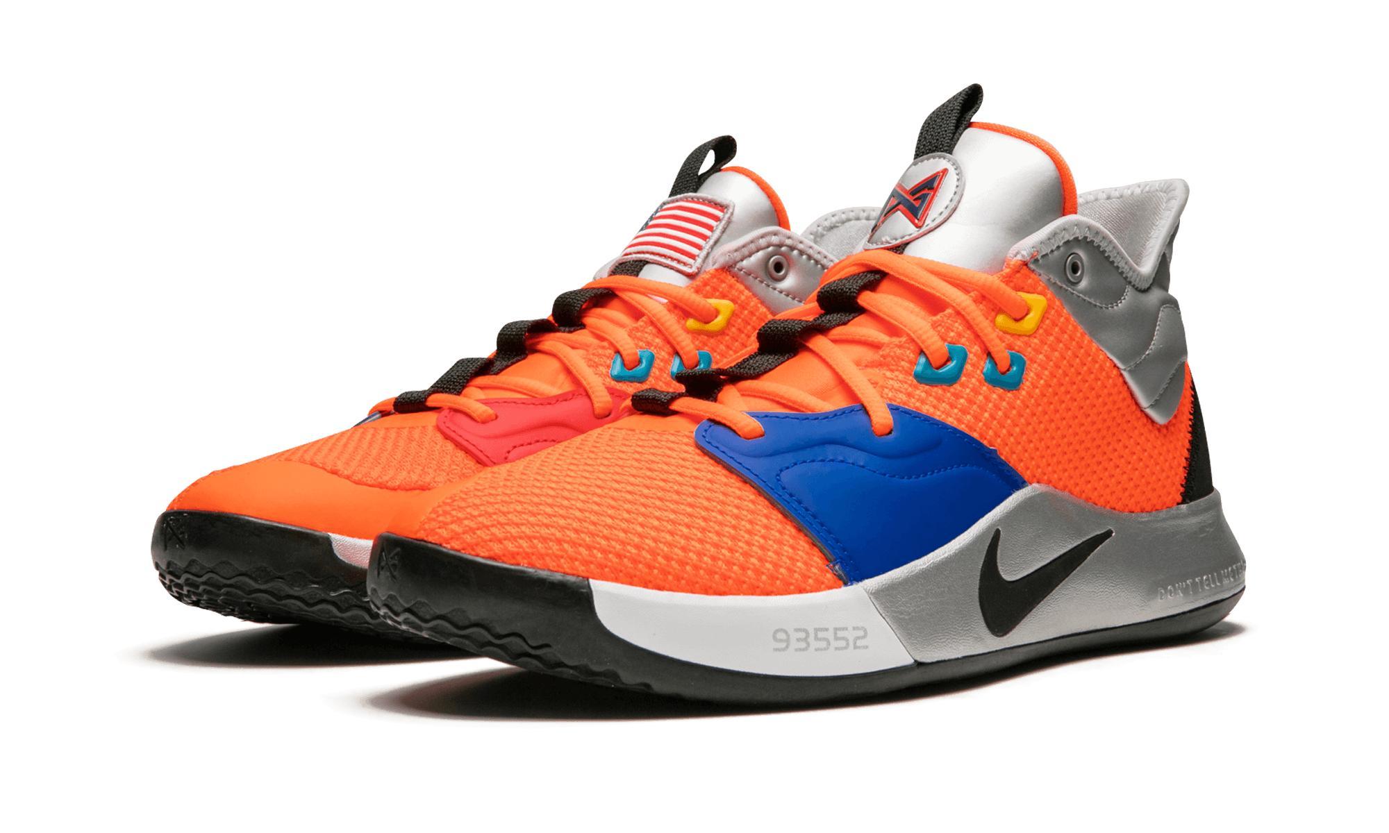 Nike - Orange Pg 3 Special Box for Men - Lyst. View fullscreen 0eb773f29