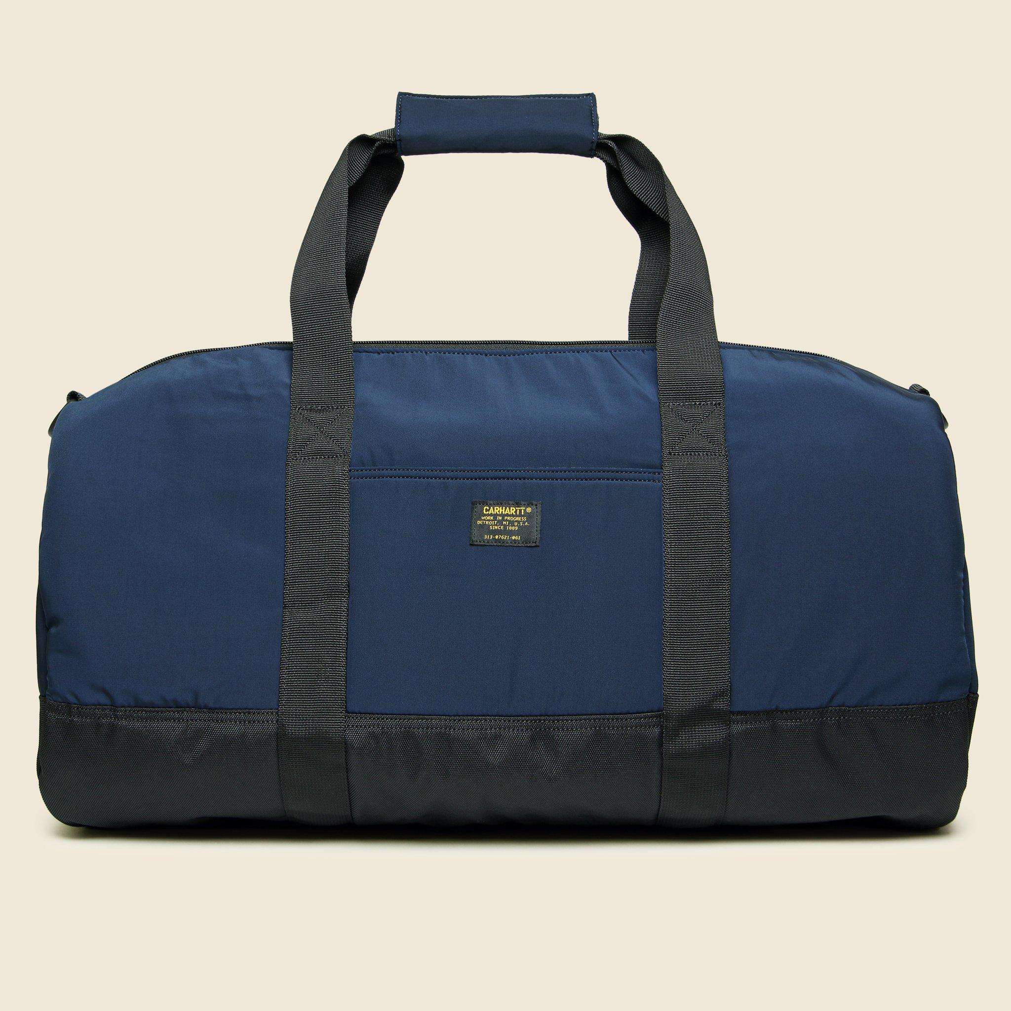 d221f94e8a Carhartt WIP Military Duffle - Navy/black in Blue for Men - Lyst