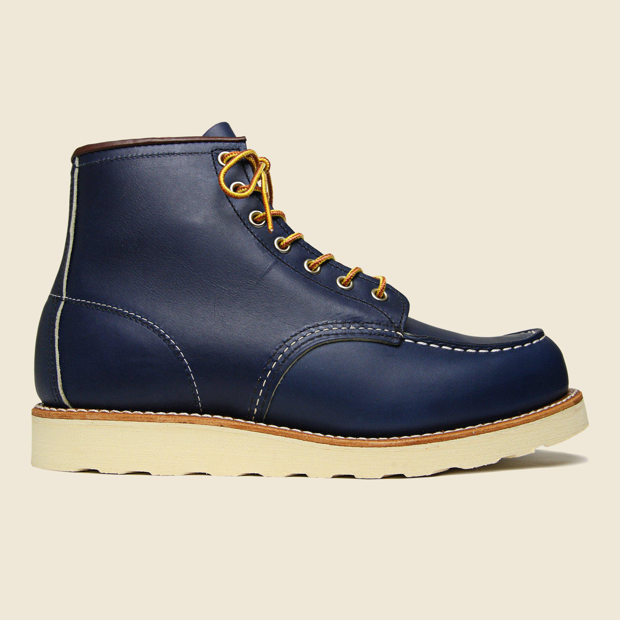 faccdcb93200 Lyst - Red Wing Limited Edition Moc Toe 6