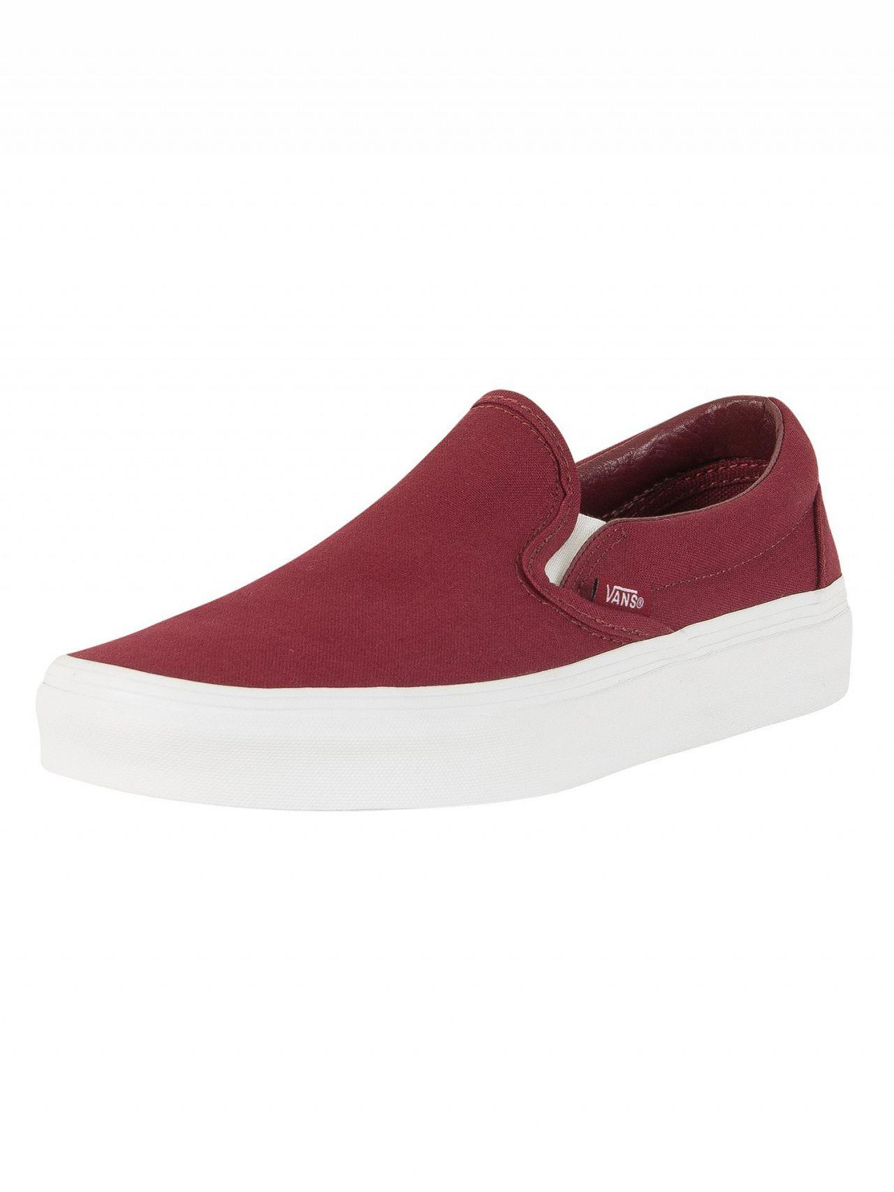 UA CLASSIC SLIP-ON - LEATHER PERF - FOOTWEAR - Low-tops & sneakers Vans With Paypal Low Price Latest Cheap Price Extremely Footlocker Pictures Cheap Online aTnXF2f