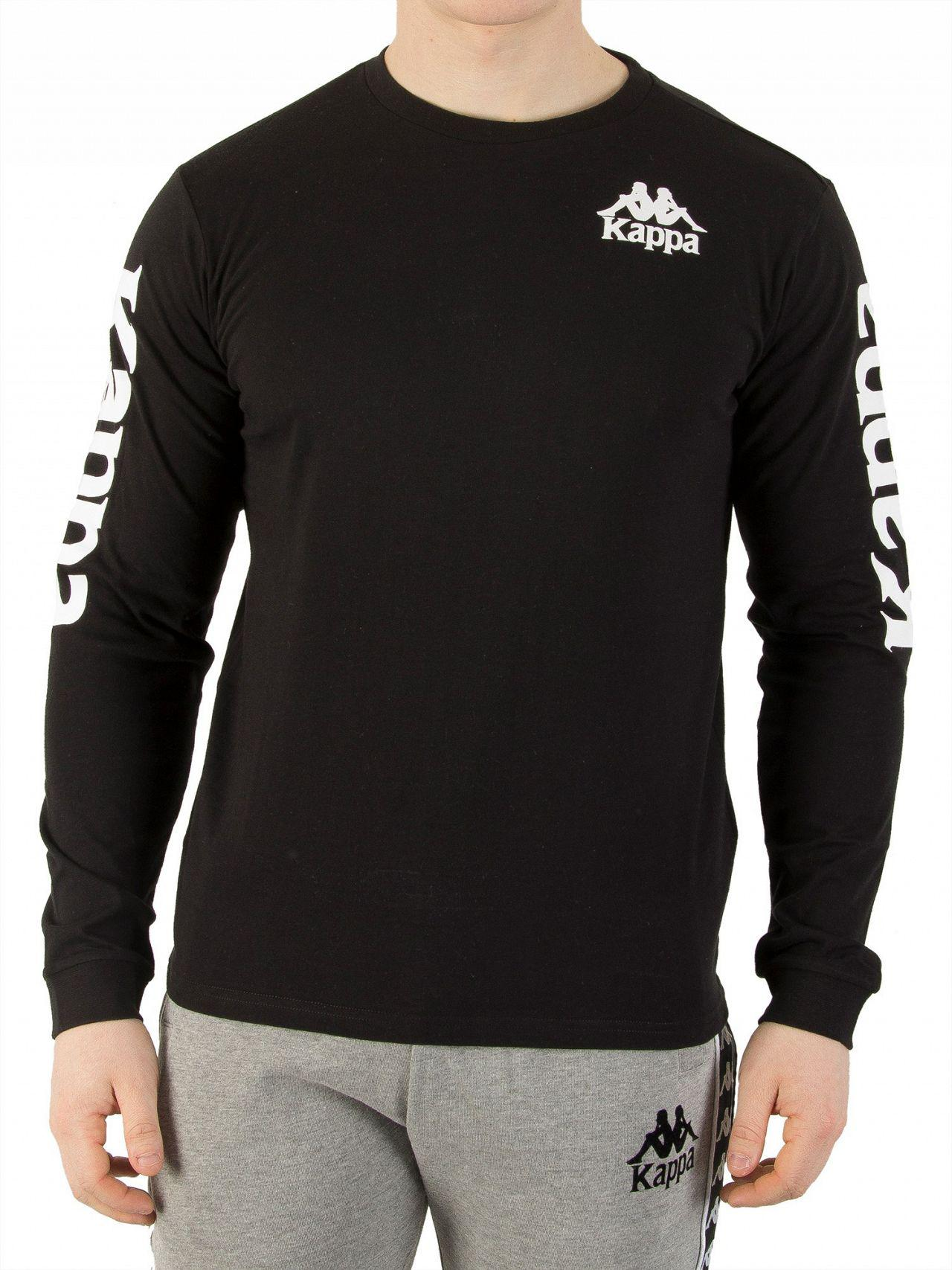 158f16ba Lyst - Kappa T-shirt in Black for Men