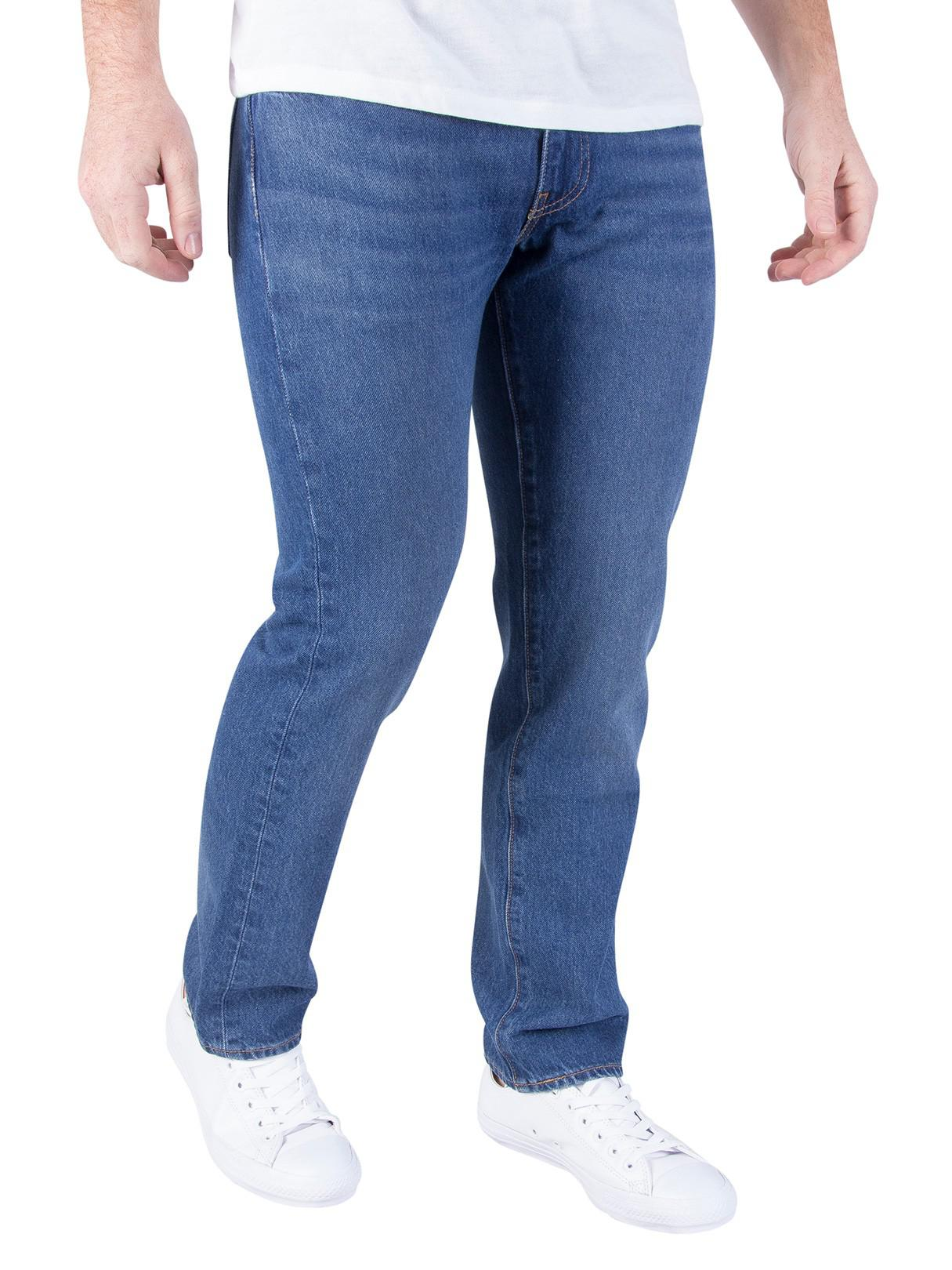 Blue Lyst Slim Levi's For Men City Mid Fit 511 Jeans In 84q8I