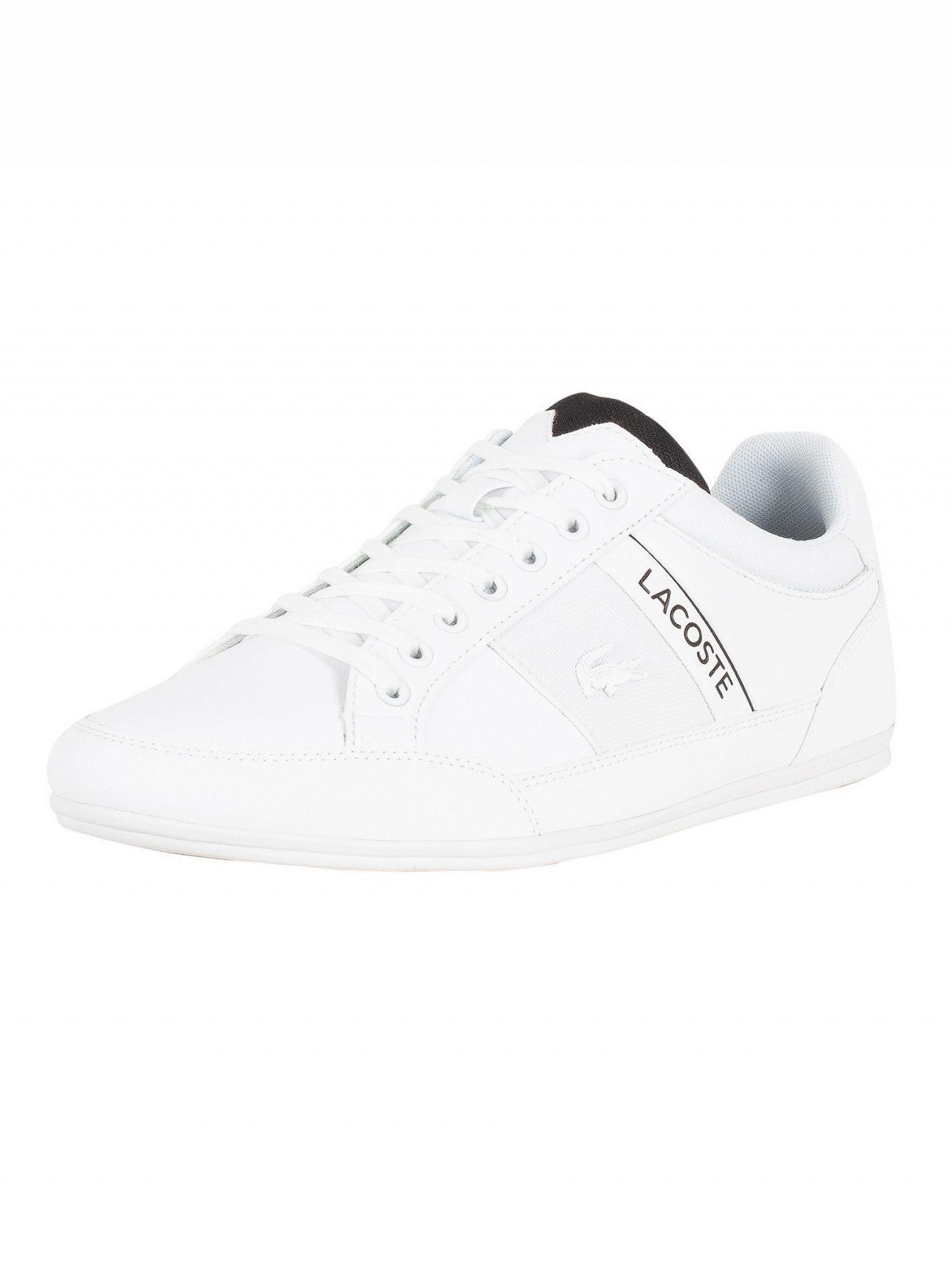 fd329f3f7 Lacoste Chaymon 318 4 in White for Men - Lyst
