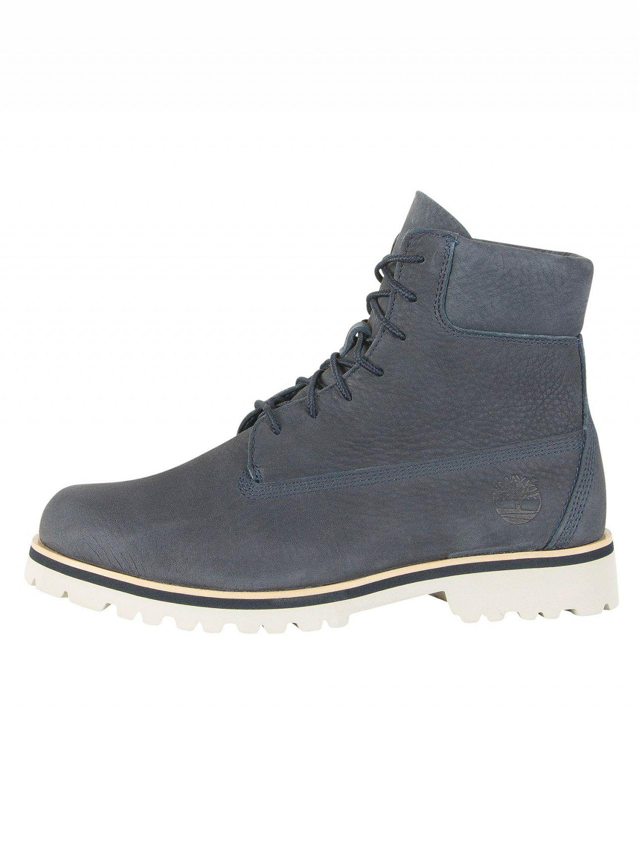 7ce353bd4e0 Lyst - Timberland Chilmark 6 Inch Classic Boots in Blue for Men