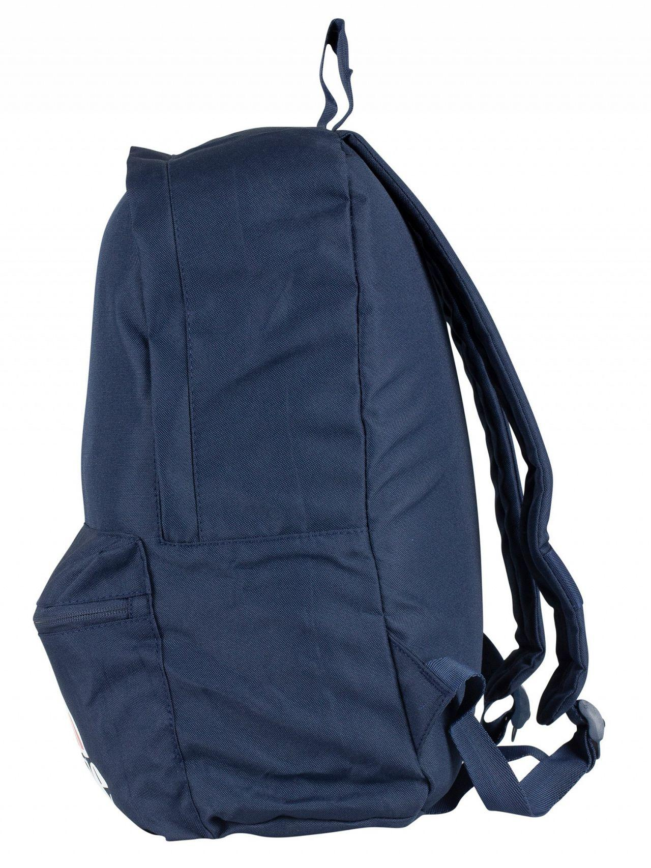 8a6948b935 Lyst - Ellesse Navy Rolby Backpack   Pencil Case in Blue for Men