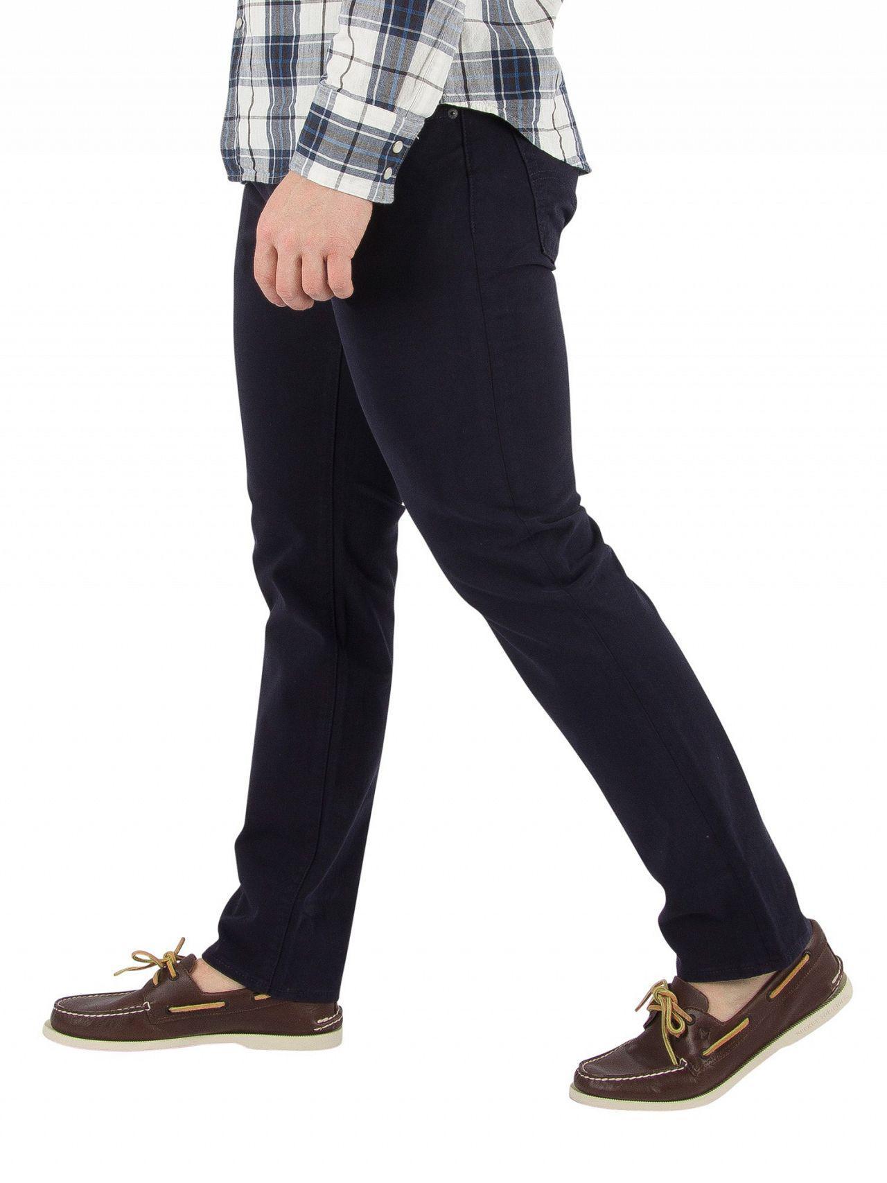 4de6d4cfef8 Levi s Nightwatch Blue 511 Slim Fit Jeans in Blue for Men - Lyst