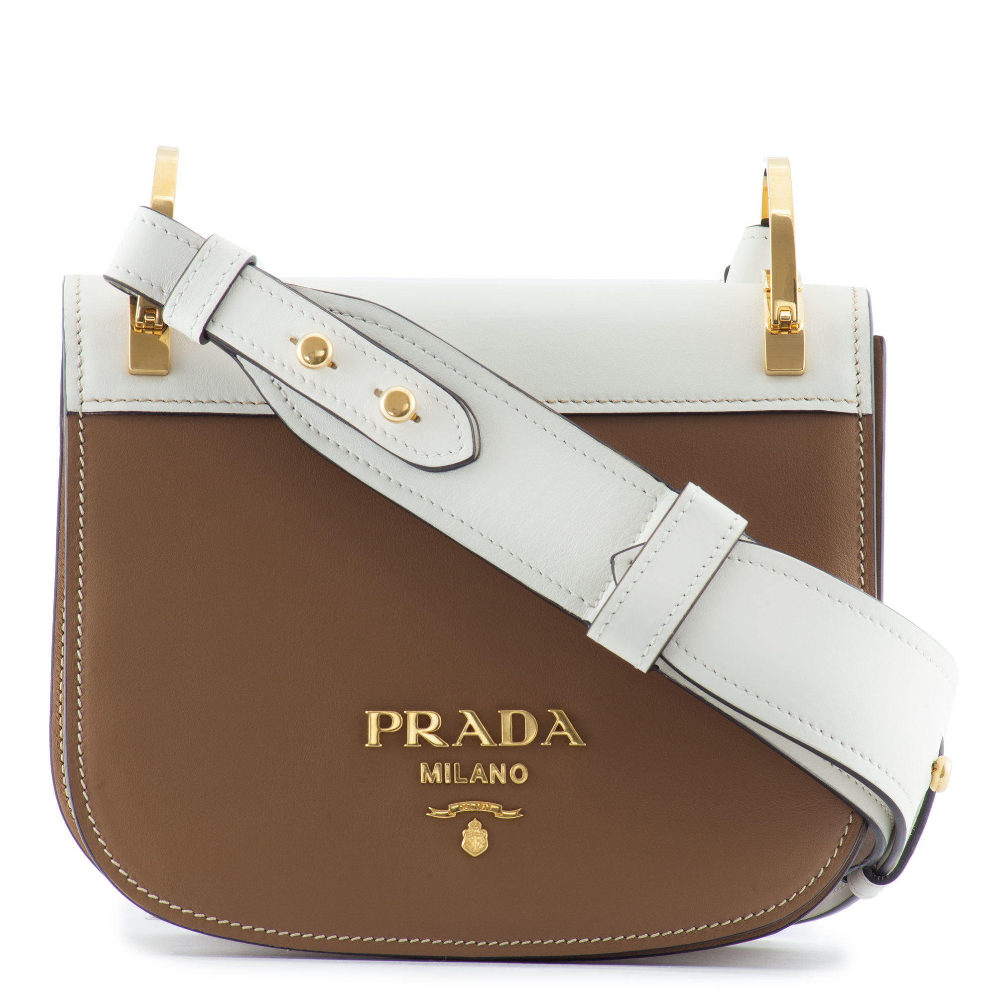 blue prada clutch - Shop Women's Prada Shoulder Bags | Lyst