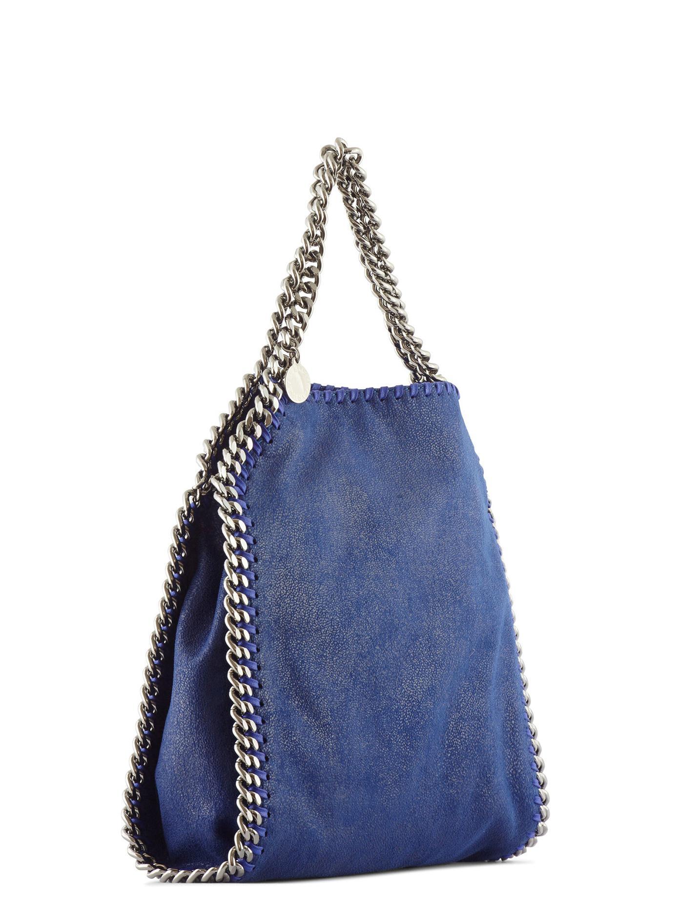 Stella Mccartney Bag London. Lyst - Stella Mccartney Mini Falabella Faux ... 0bf5d647b6cd8