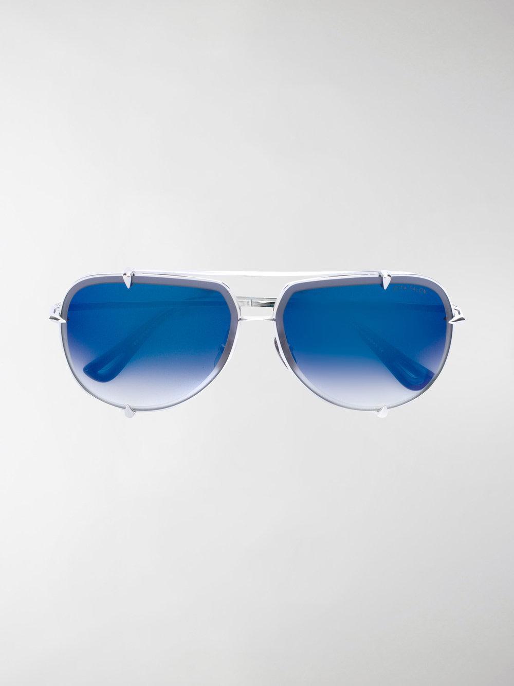 99d215d2372c Dita Eyewear Occhiali Da Sole Talon in Gray for Men - Lyst