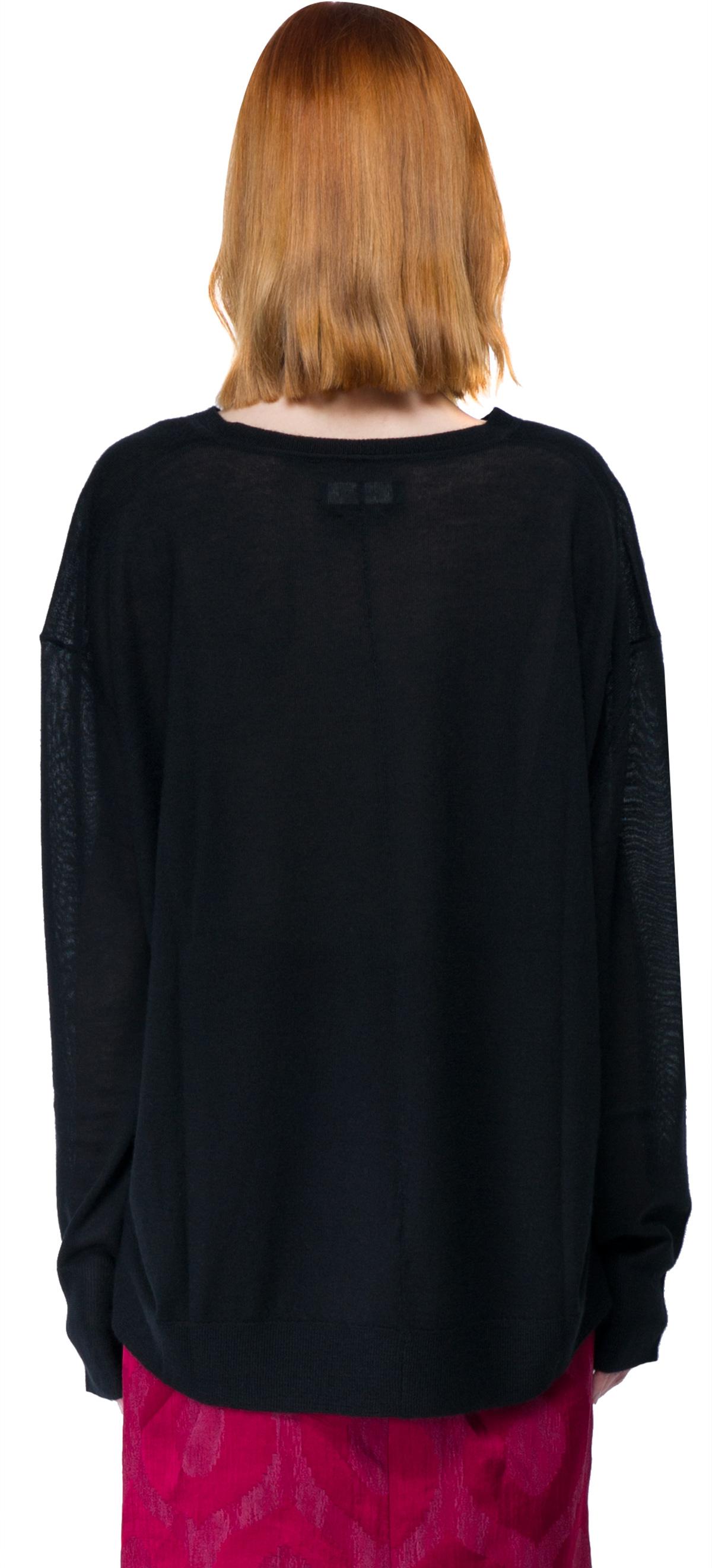 isabel marant sweater in black lyst. Black Bedroom Furniture Sets. Home Design Ideas