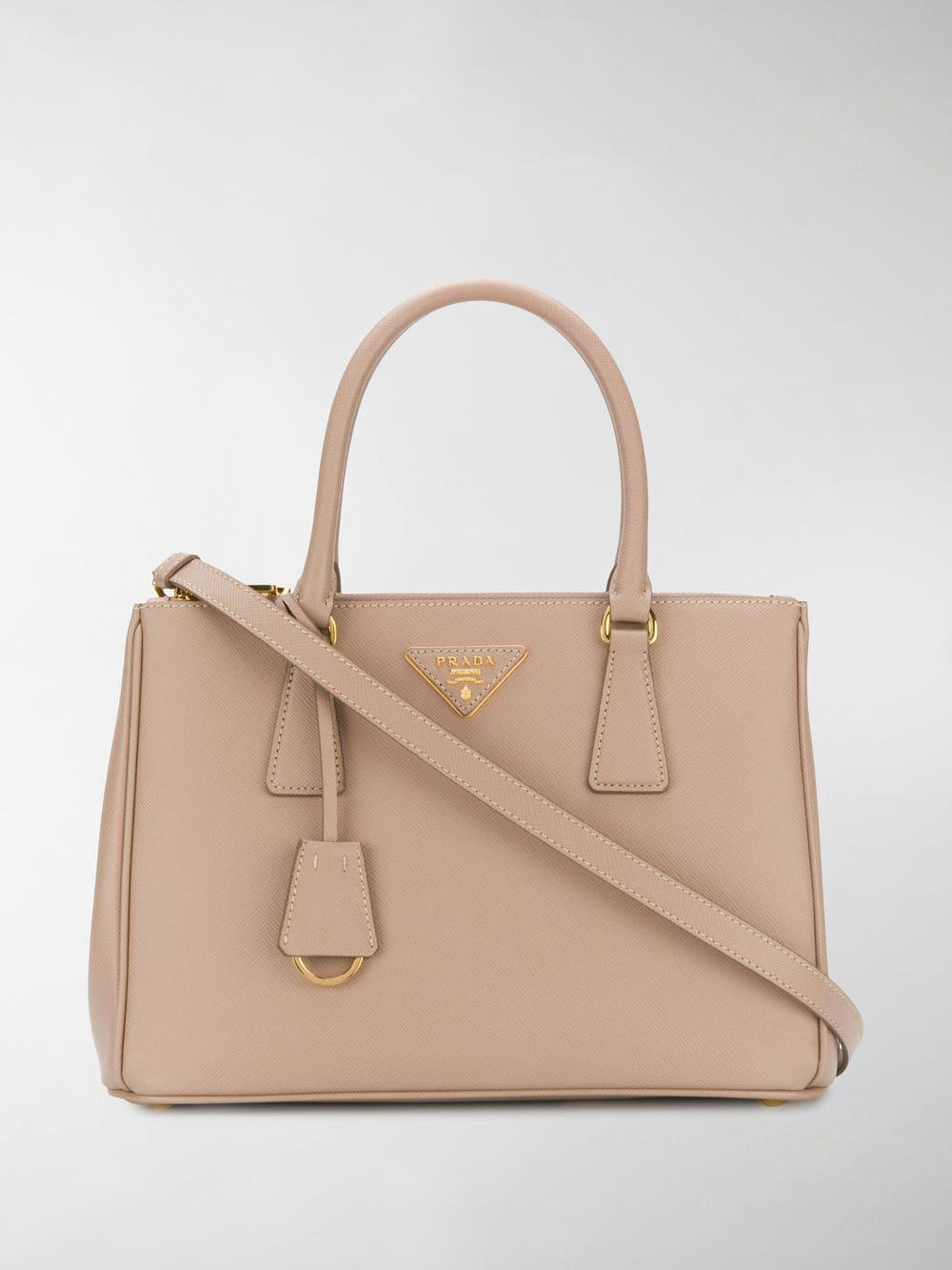 05ca57361c Lyst - Prada Galleria Tote Bag - Save 16%