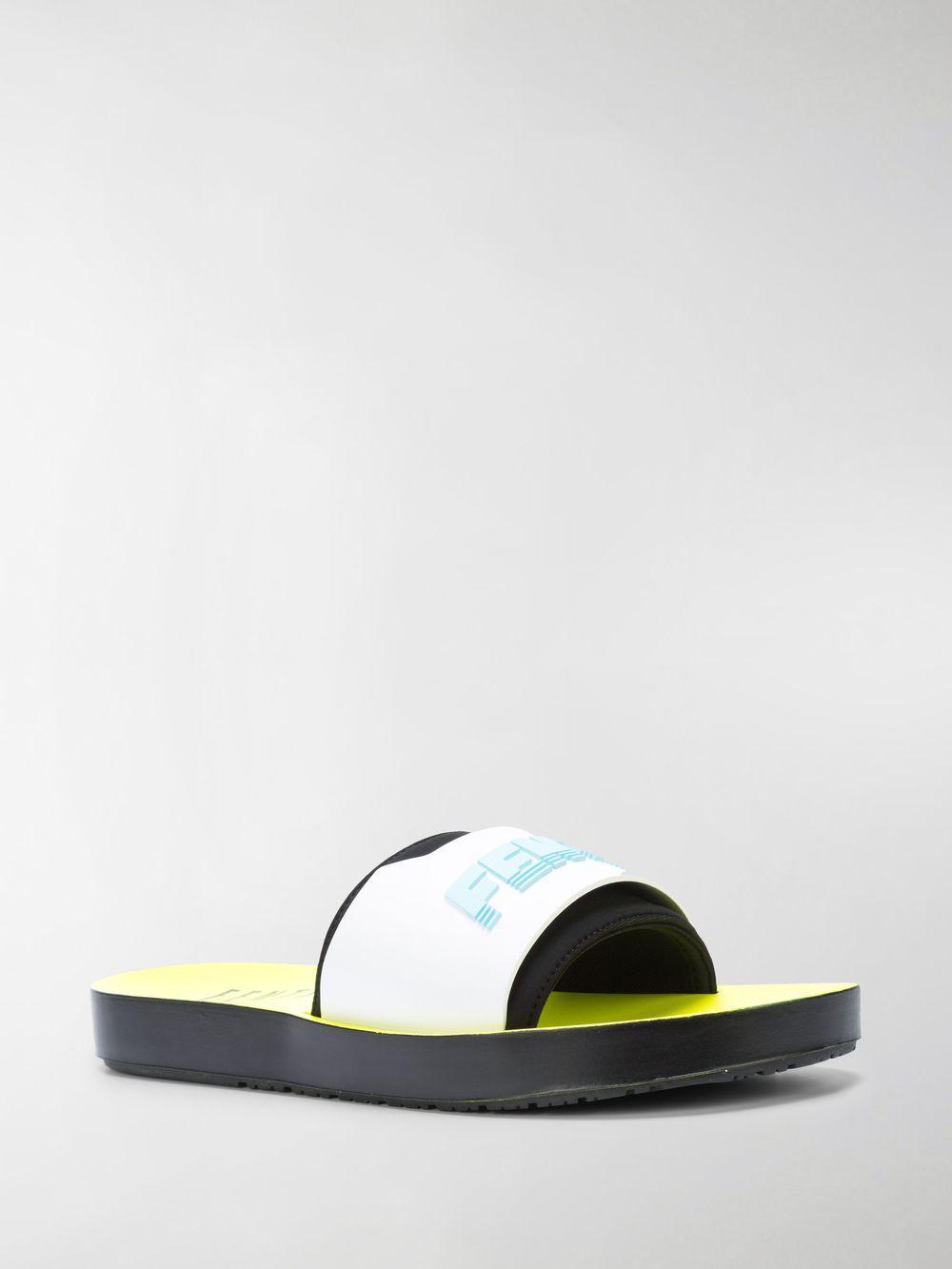 32dff7b30744b3 PUMA Surf Slides - Lyst