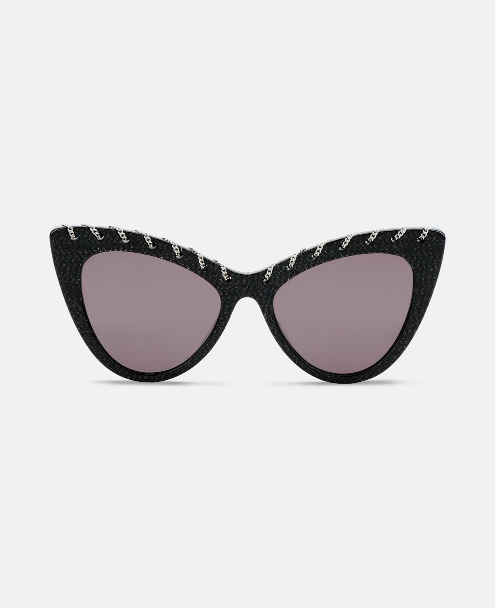 070217650775 Lyst - Stella Mccartney Eyewear in Black