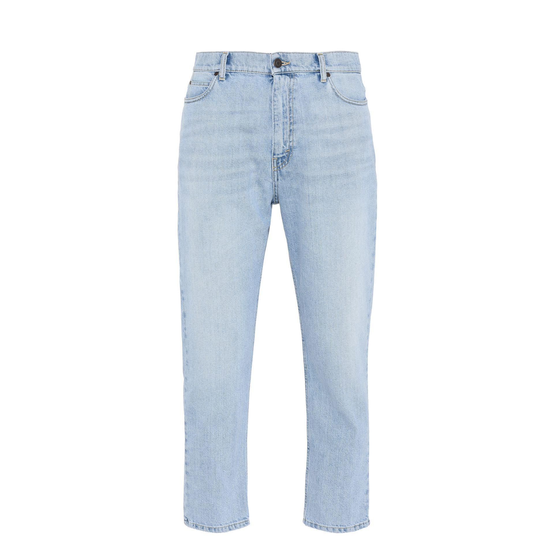 Bleached Denim Jeans Stella McCartney eW7L6