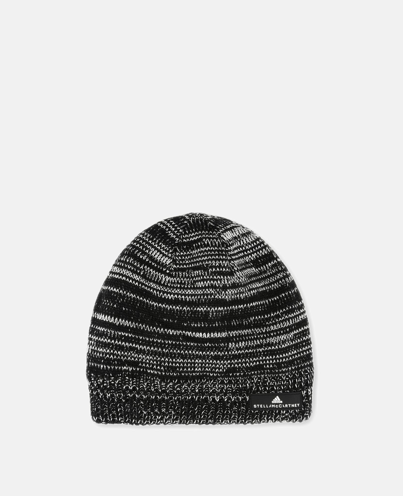 6622ad73 Lyst - adidas By Stella McCartney Essentials Beanie in Black