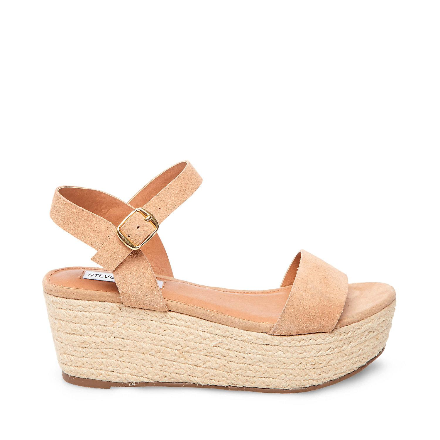 bbee5359354 Lyst - Steve Madden Busy in Natural