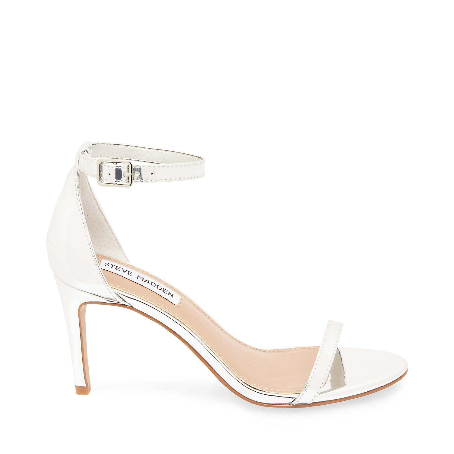 8a63ea706a0 Lyst - Steve Madden Salem in Metallic