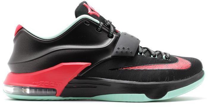 Nike Kd 7 Good Apples in Black for Men - Lyst