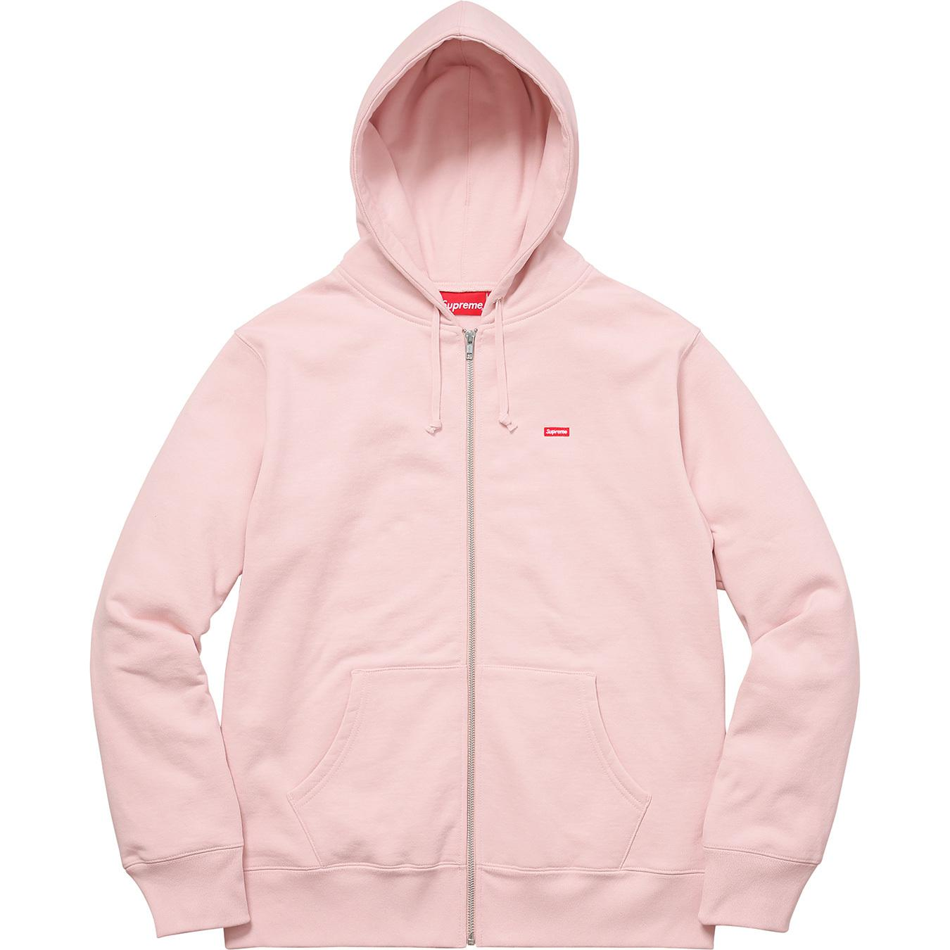 58a82f32147b Lyst - Supreme Tonal S Logo Hoodie Pale Pink in Pink for Men - Save 53%