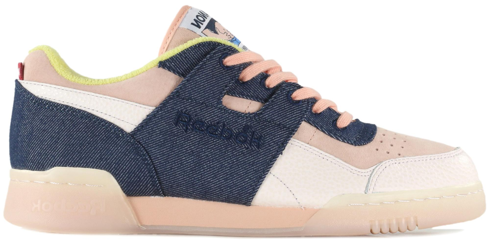 e782dccd3d00 Lyst - Reebok Workout Lo Plus Hanon Belly s Gonna Get Ya in Blue for Men