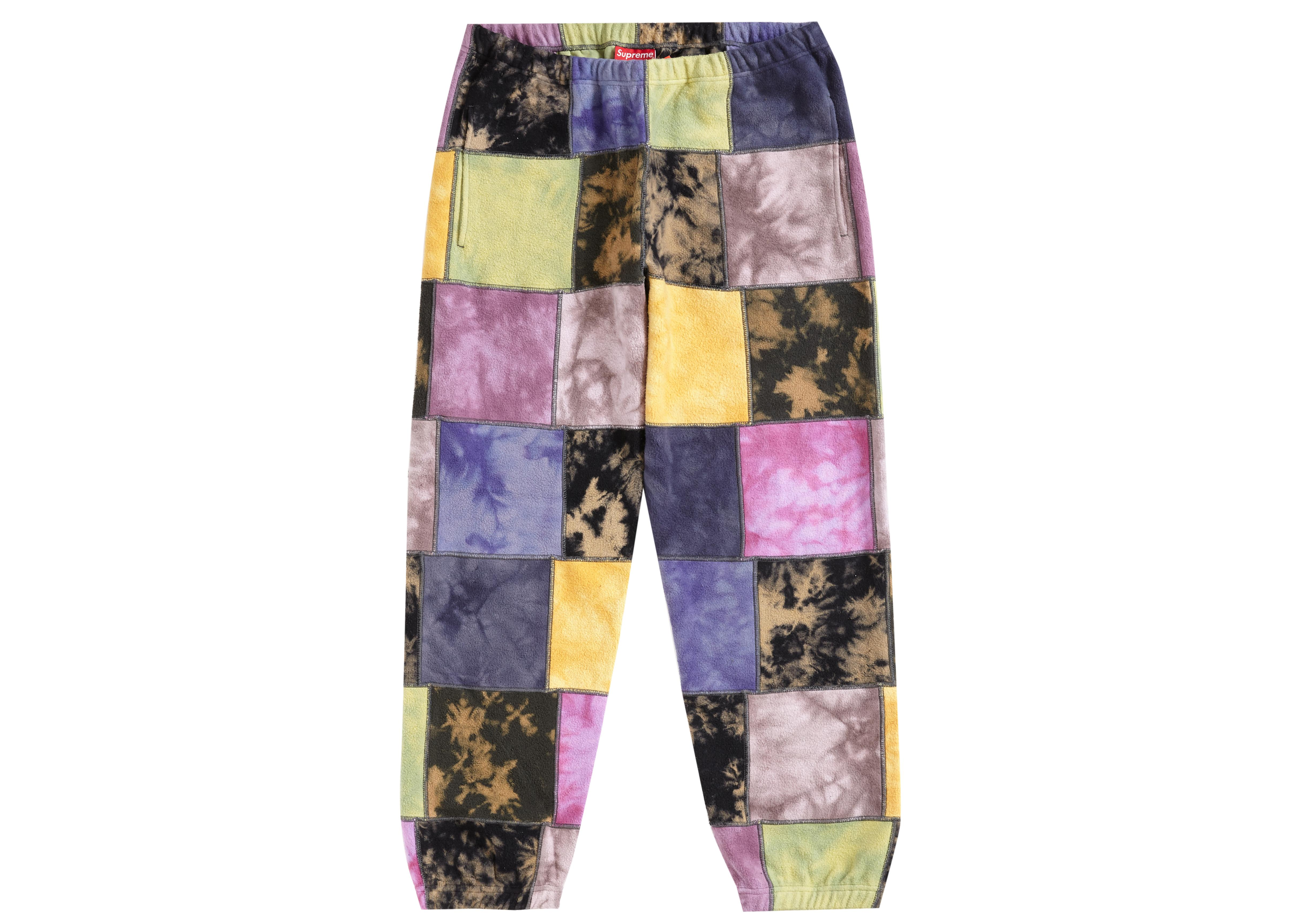 e0c16649 Supreme Patchwork Tie Dye Sweatpant Tie Dye for Men - Lyst