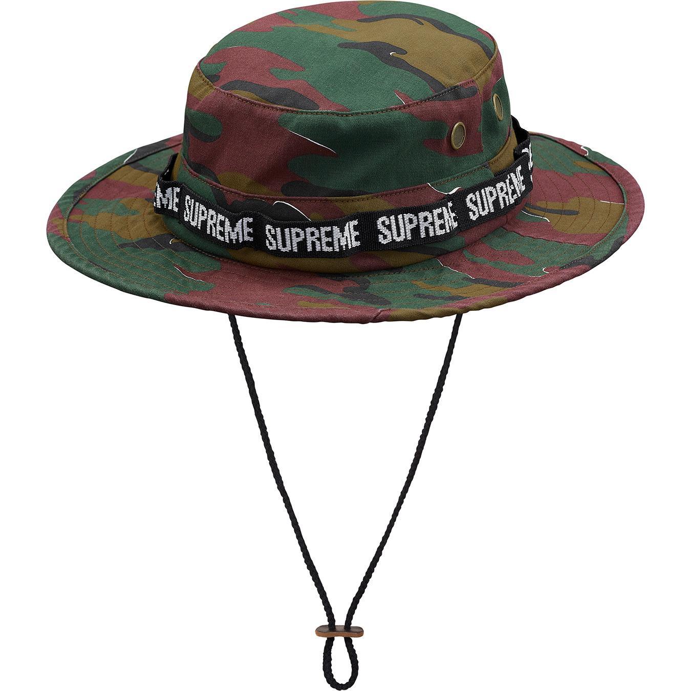 Lyst - Supreme Military Boonie Jigsaw Camo for Men e6964e09fd2a