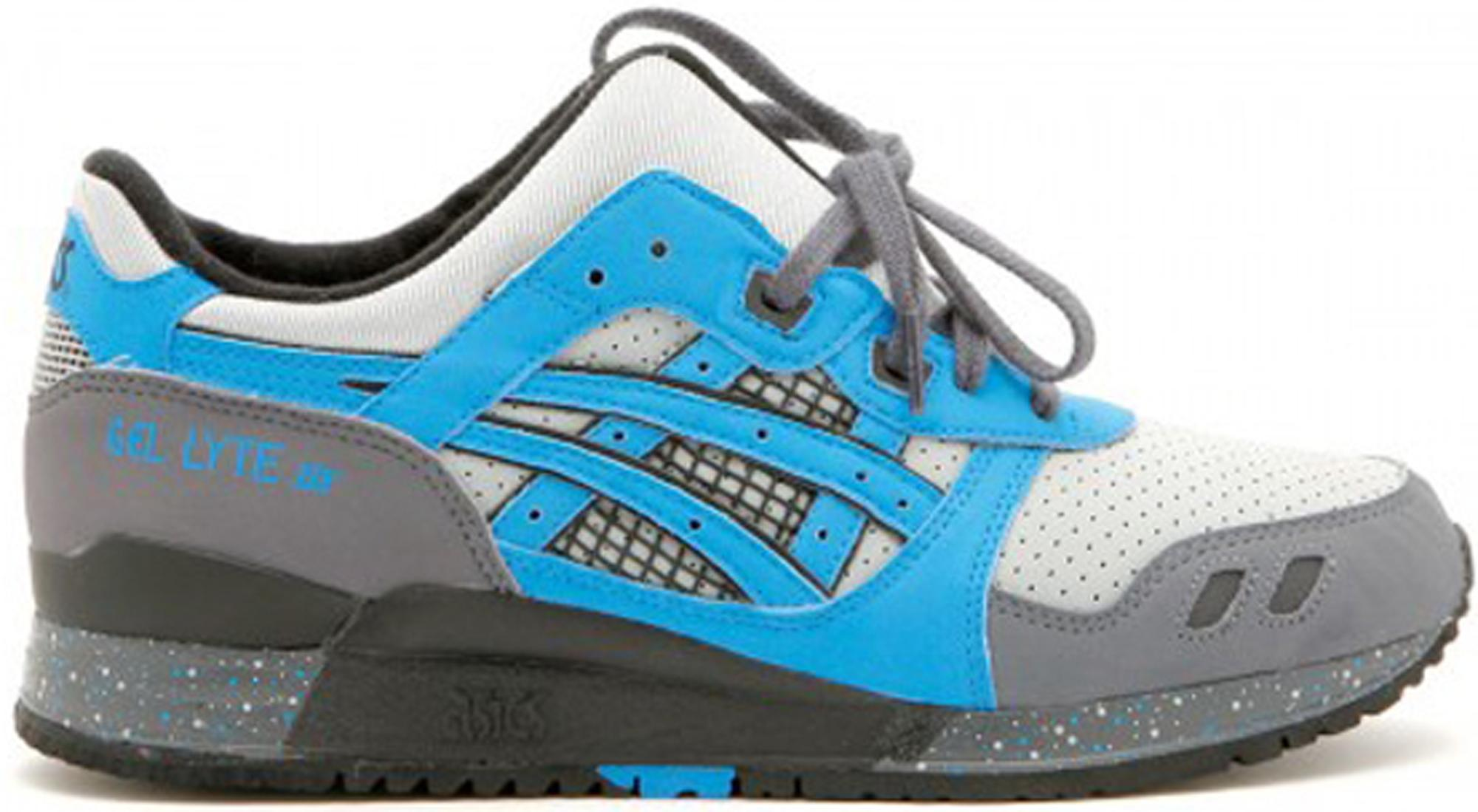 1f4105be Asics Gel-lyte Iii David Z X Ronnie Fieg Super Blue in Blue for Men ...