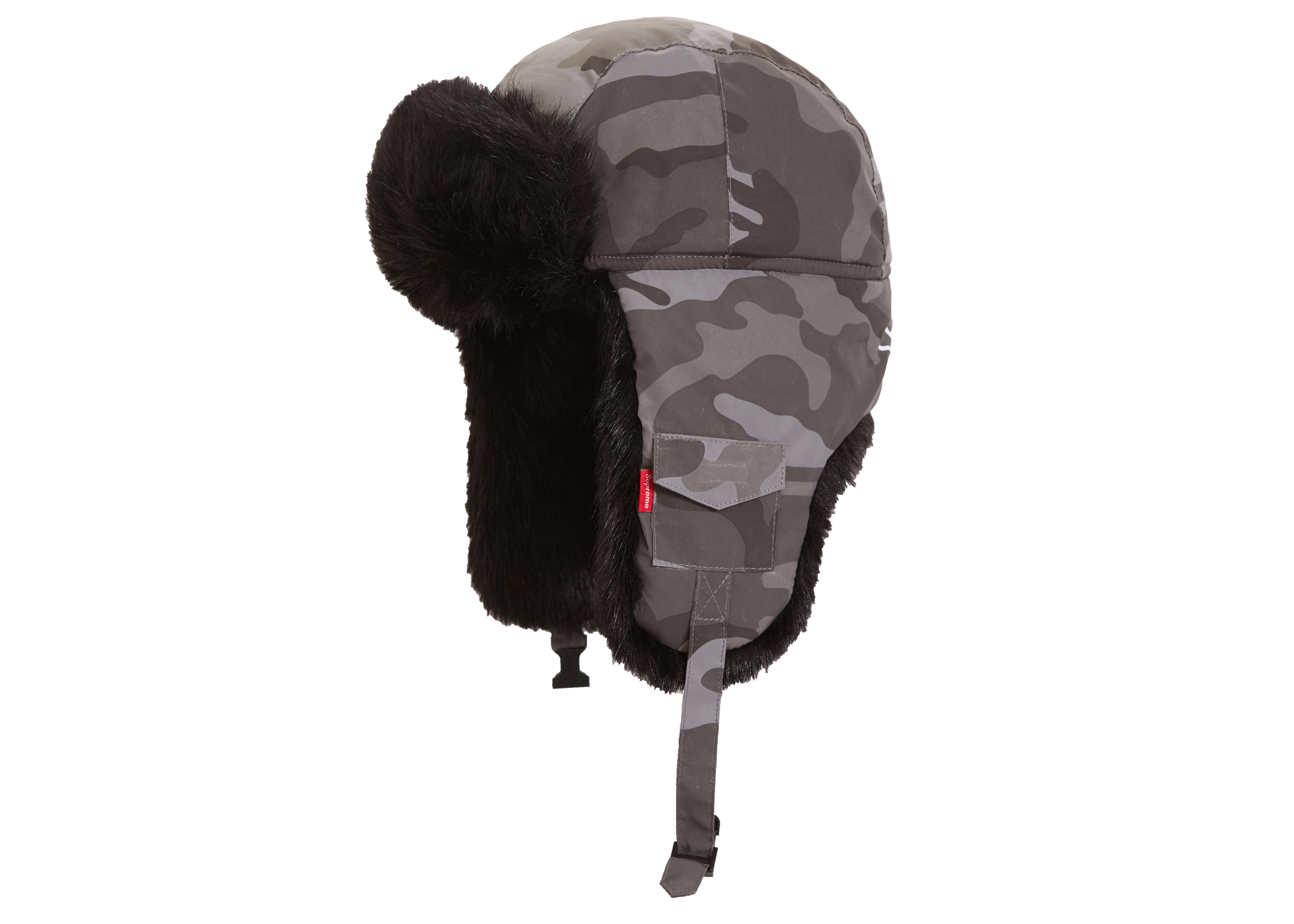8f2d1c33e5715 Supreme Reflective Camo Trooper Snow Camo for Men - Lyst
