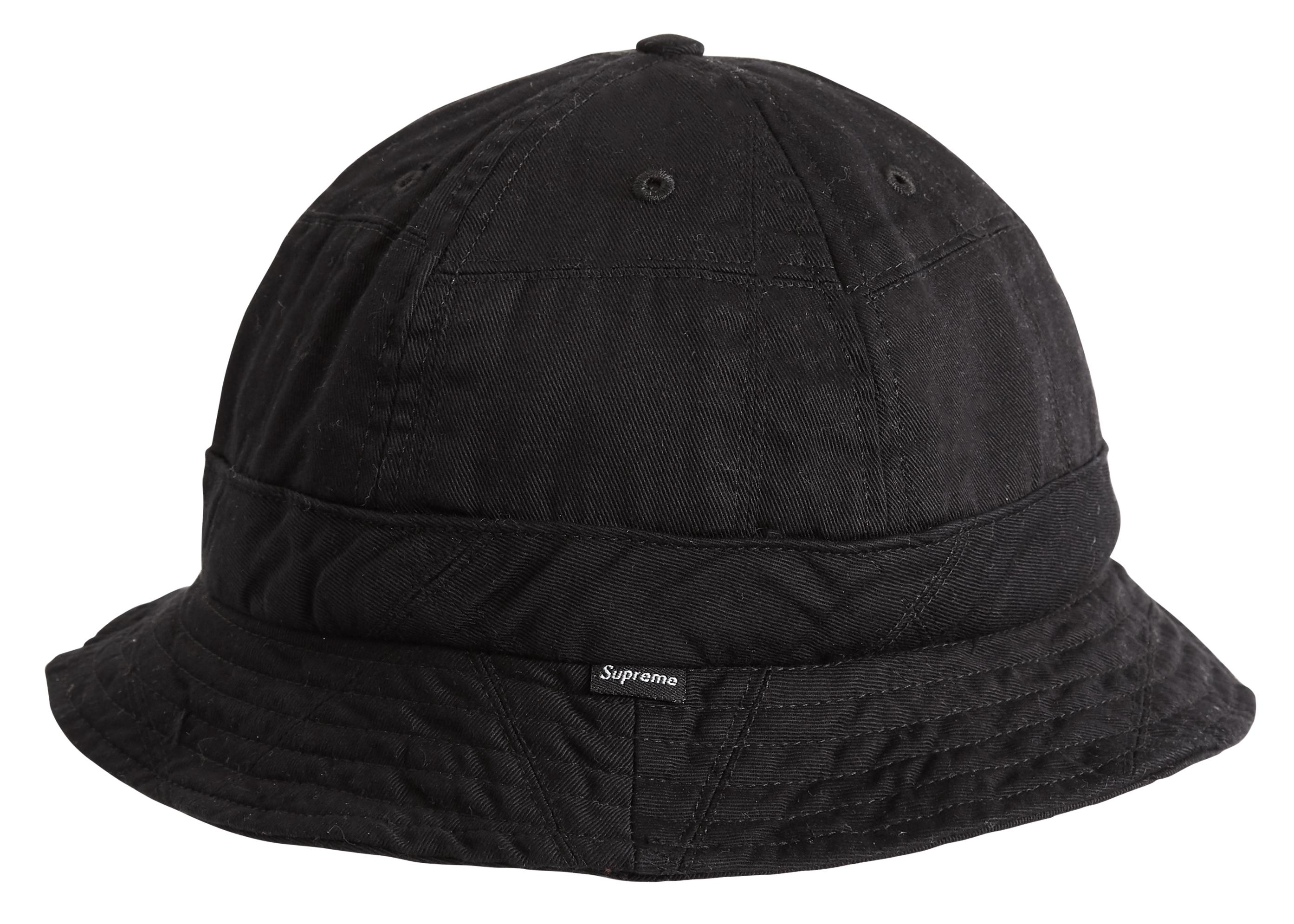 bc2ff7b29f4 Lyst - Supreme Patchwork Bell Hat Black in Black for Men