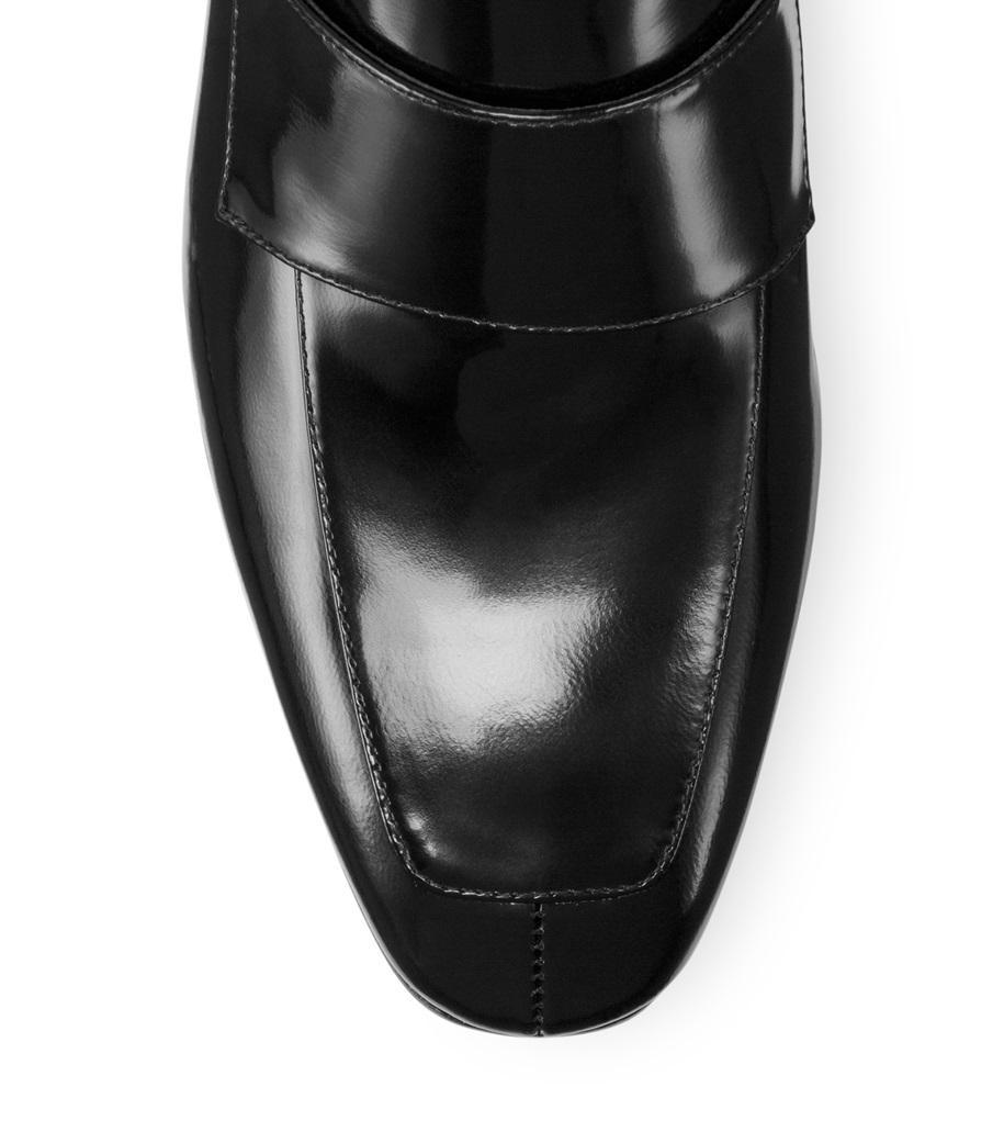 afa71fdbfa0 Lyst - Stuart Weitzman The Sawyer Loafer in Black