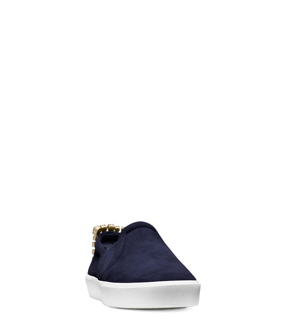 2fff0572d88 Stuart Weitzman - Blue The Harlow Sneaker - Lyst. View fullscreen