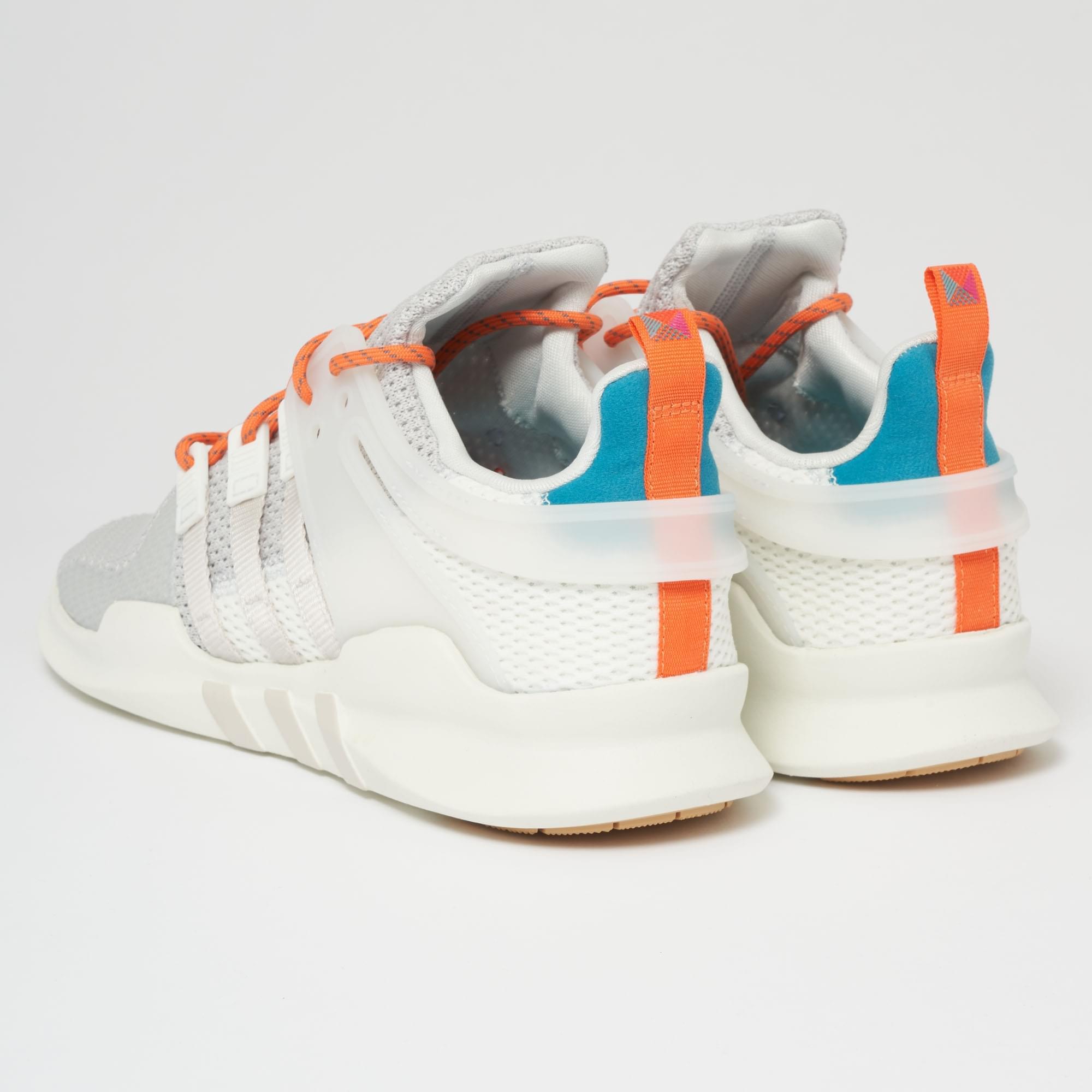 Lyst - adidas Originals Eqt Support Adv Summer - White Tint   Chalk ... 9520053a8