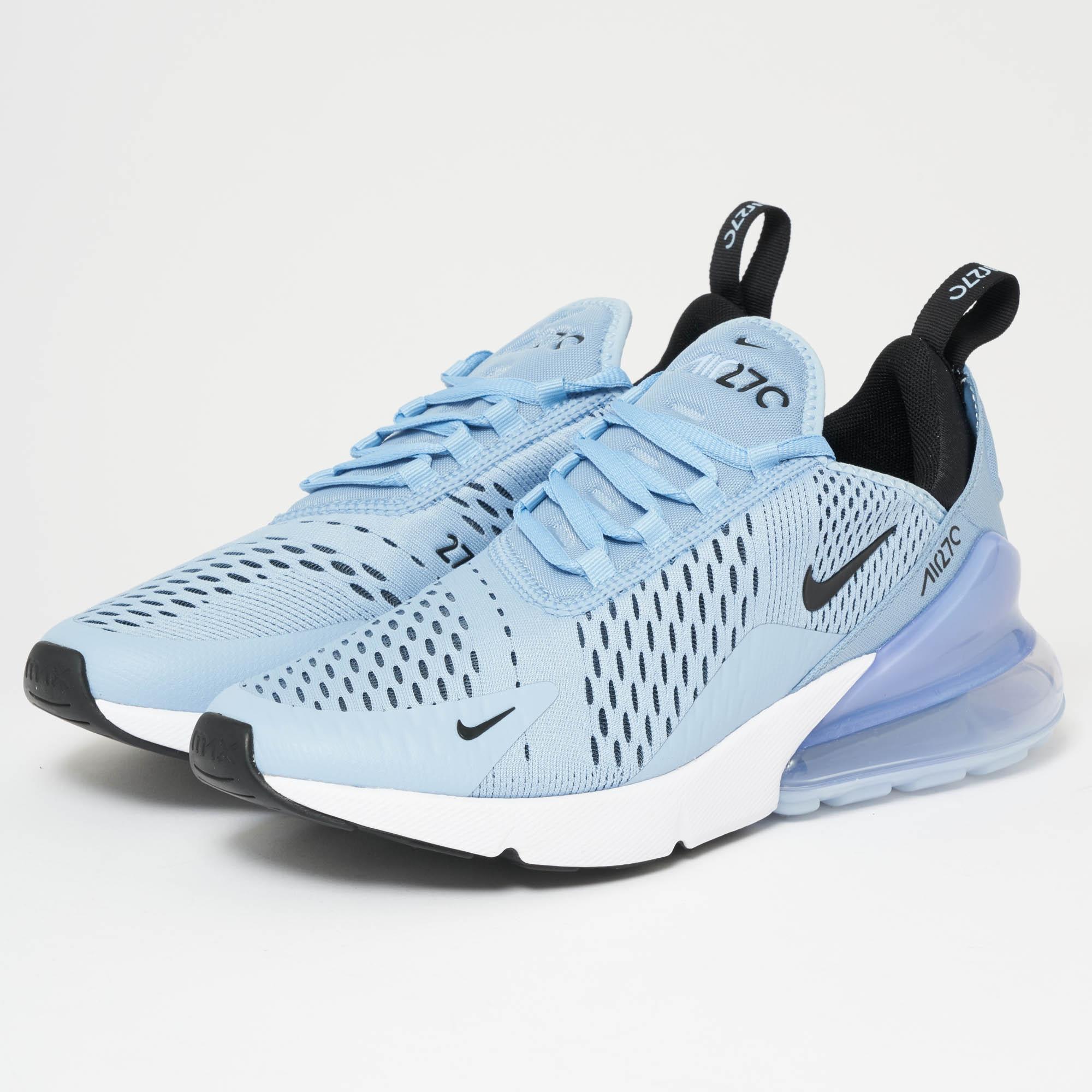 best sneakers 4f874 e97ce ... cheap lyst nike air max 270 leche blue black white in blue for men  651b4 c44f8