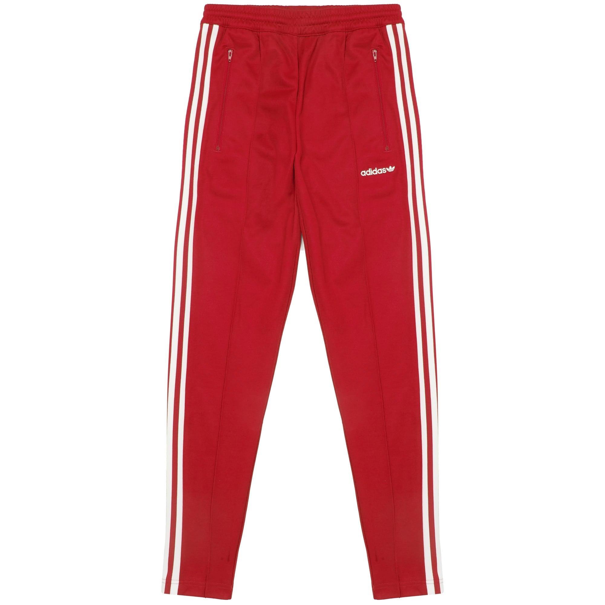 Lyst Adidas Originals Vivid Red Beckenbauer Open Hem