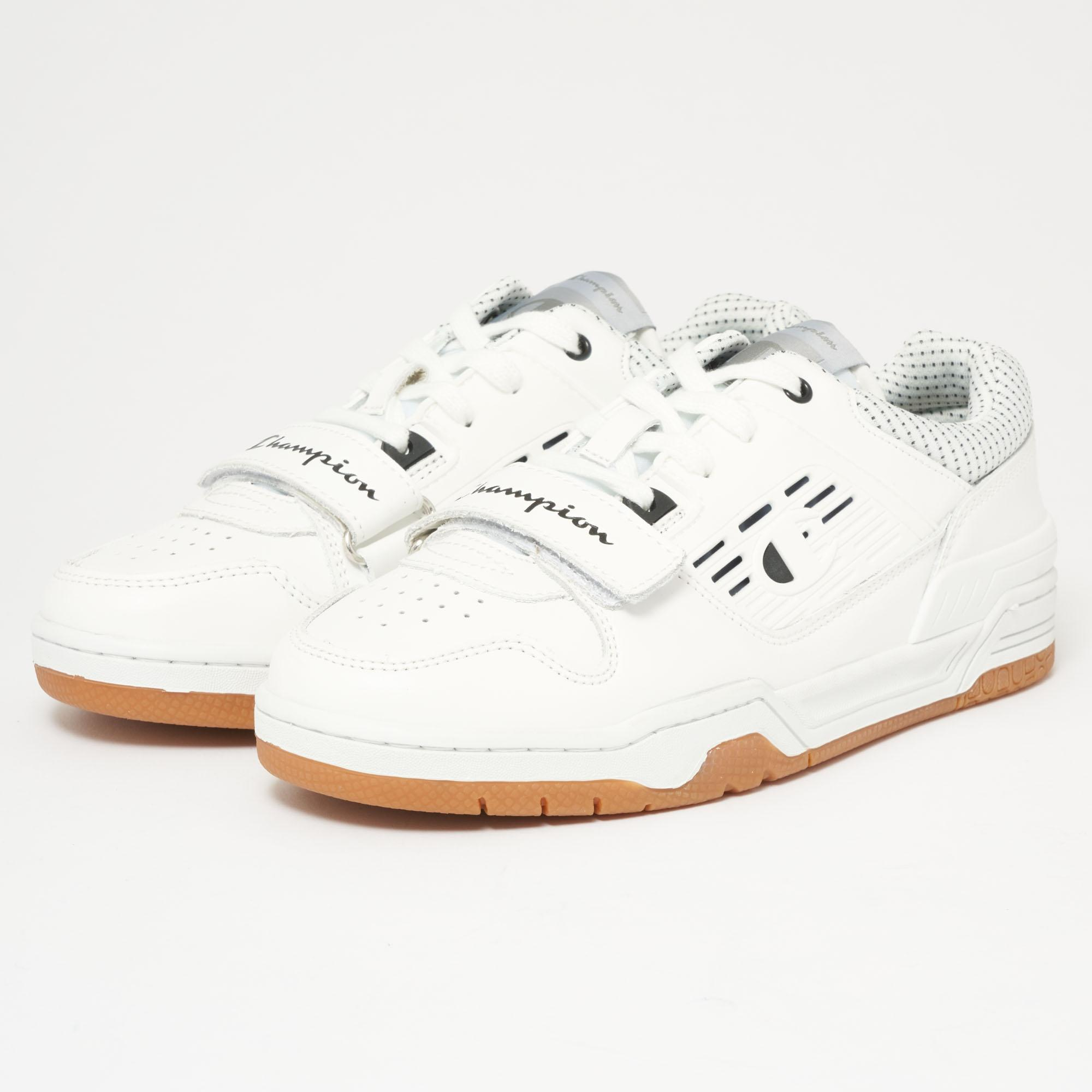5ef5f86e80552 Champion 3 On 3 Low Sneaker - White in White for Men - Lyst