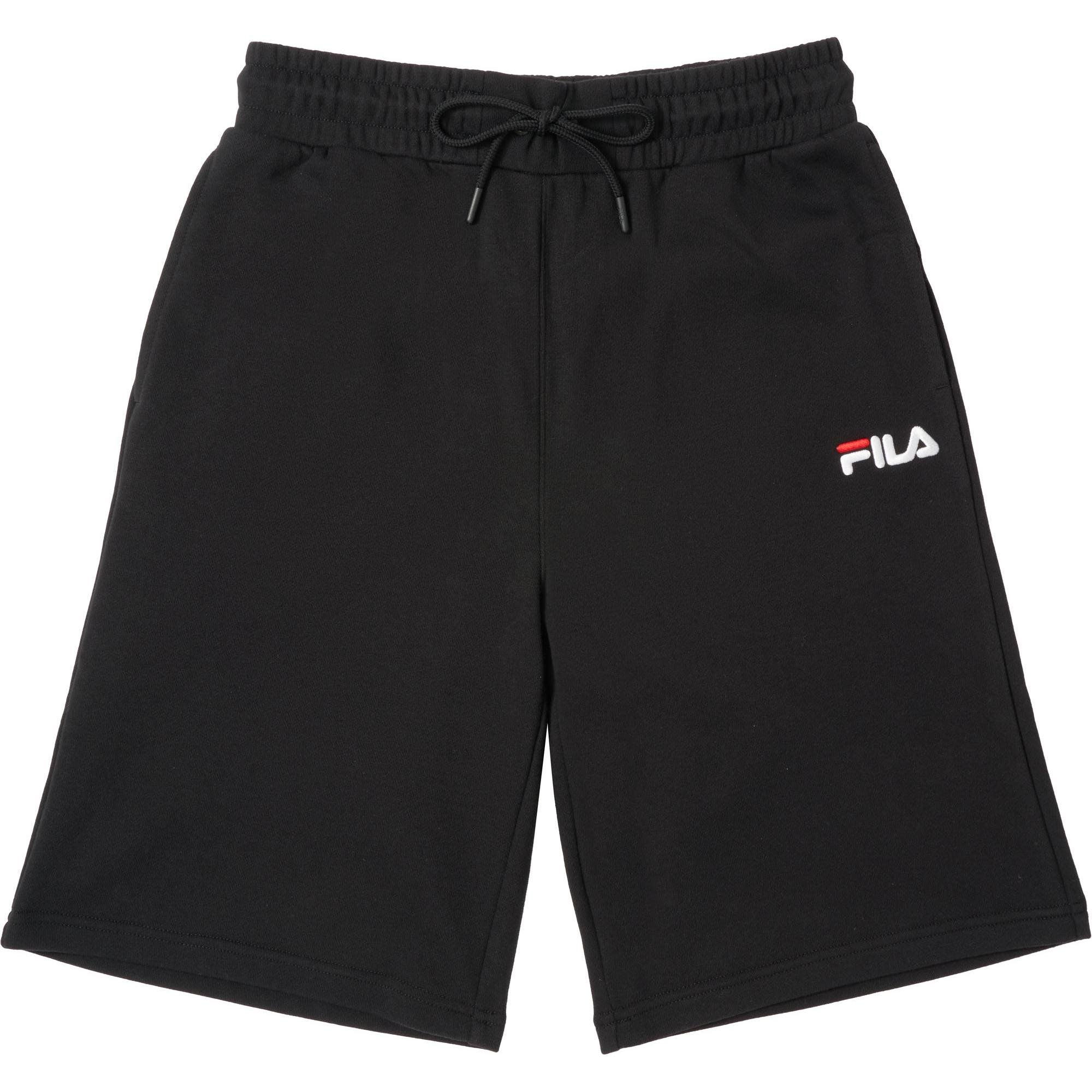 a0ff99d3d56a Lyst - Fila Vintage Black Tanaro Shorts in Black for Men