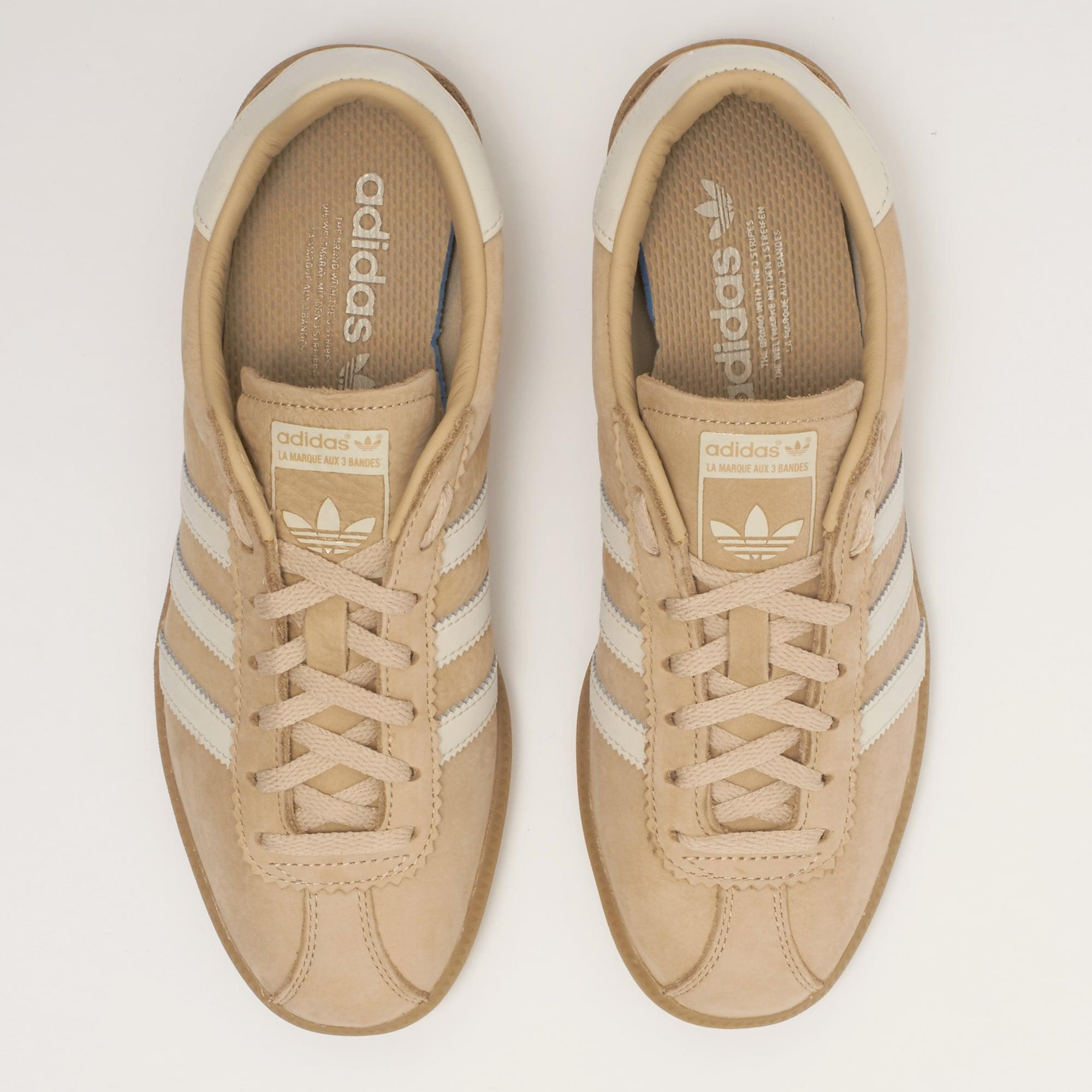 Lyst - adidas Originals Bermuda - St Pale Nude   Clear Brown in ... 4333d97c29c7a